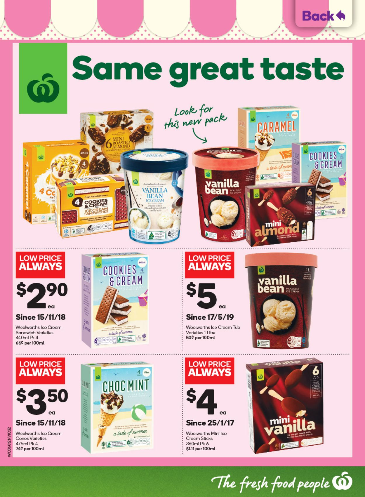 Woolworths Catalogue - 06/01-12/01/2021 (Page 32)