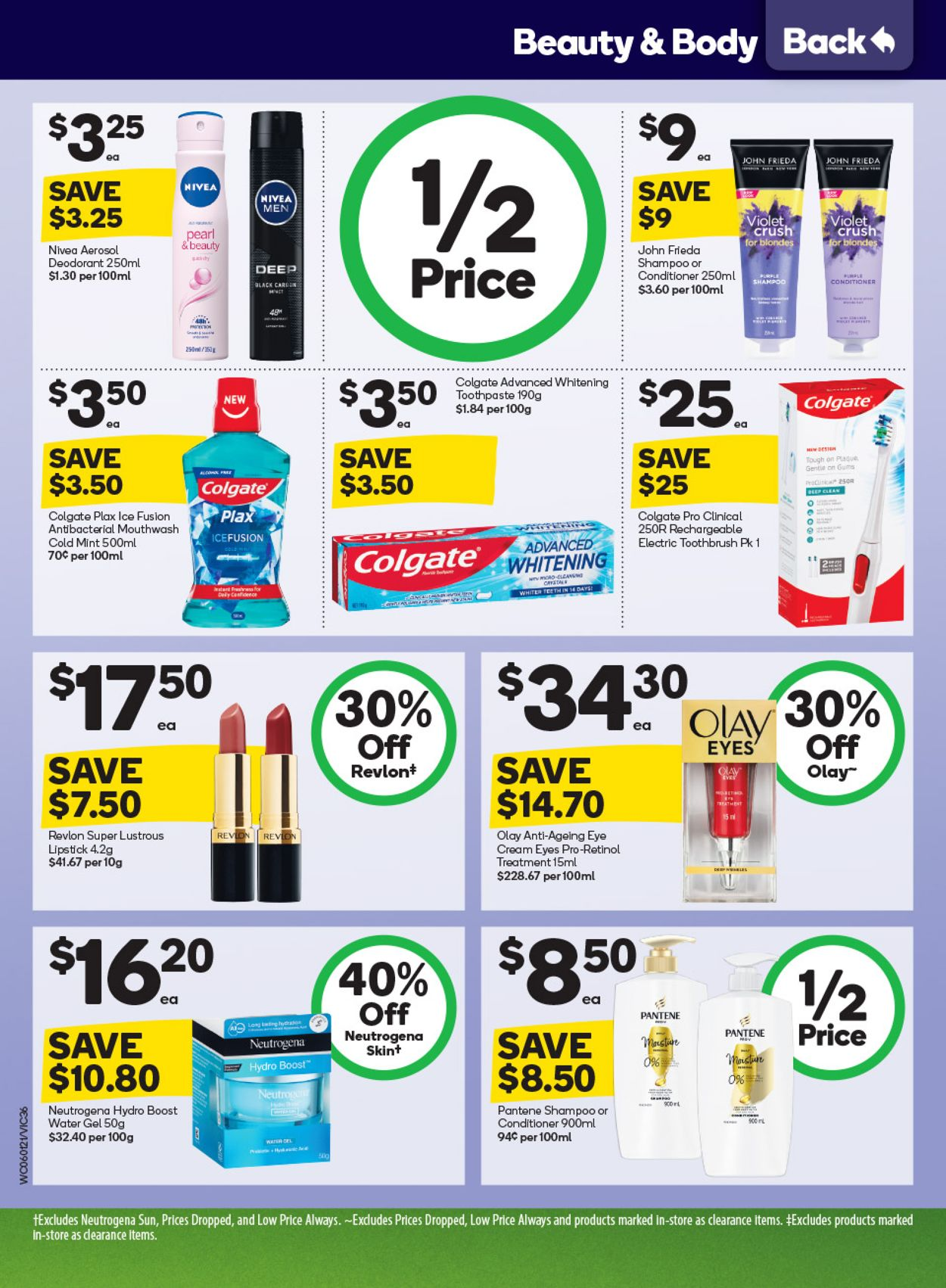 Woolworths Catalogue - 06/01-12/01/2021 (Page 36)