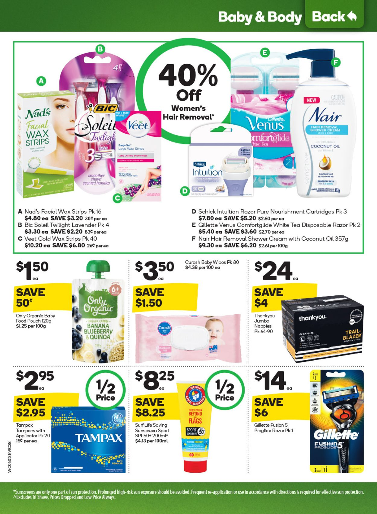 Woolworths Catalogue - 06/01-12/01/2021 (Page 38)
