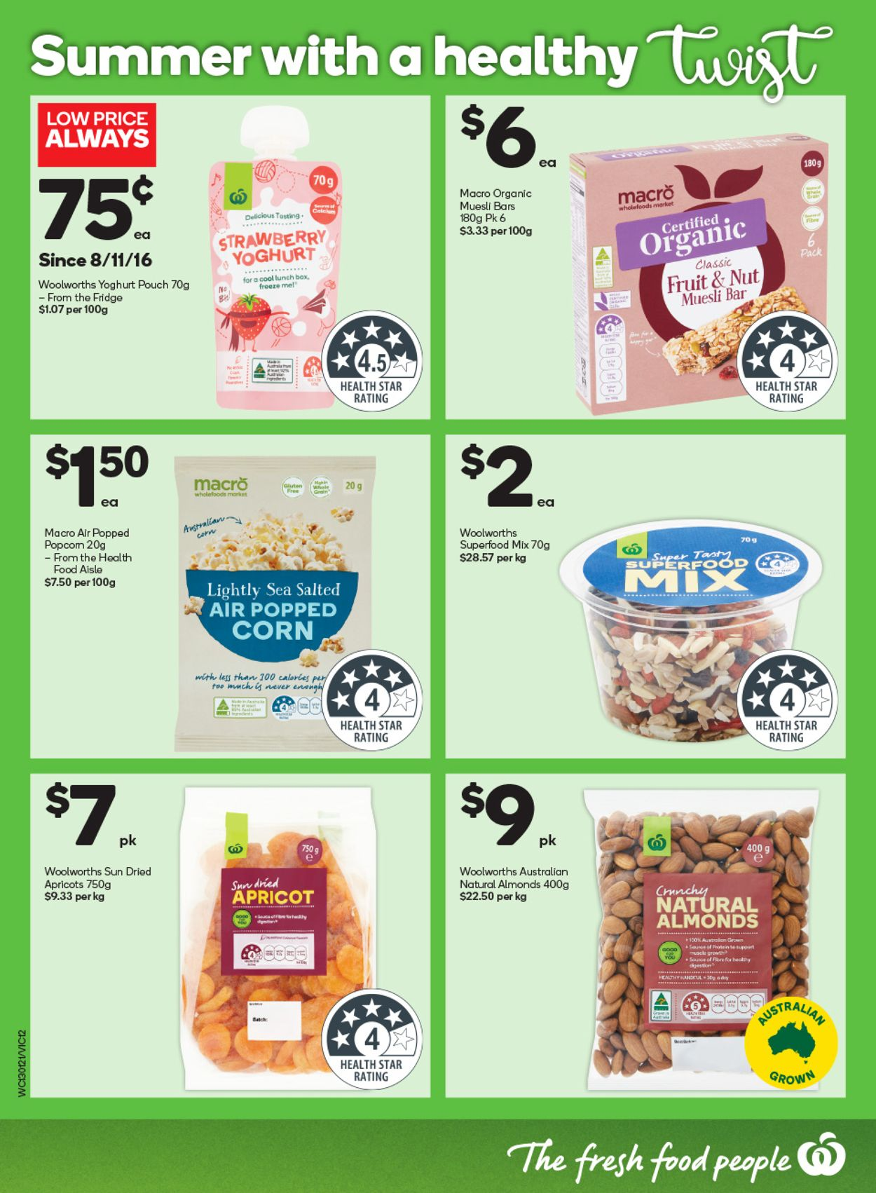 Woolworths Catalogue - 13/01-19/01/2021 (Page 12)