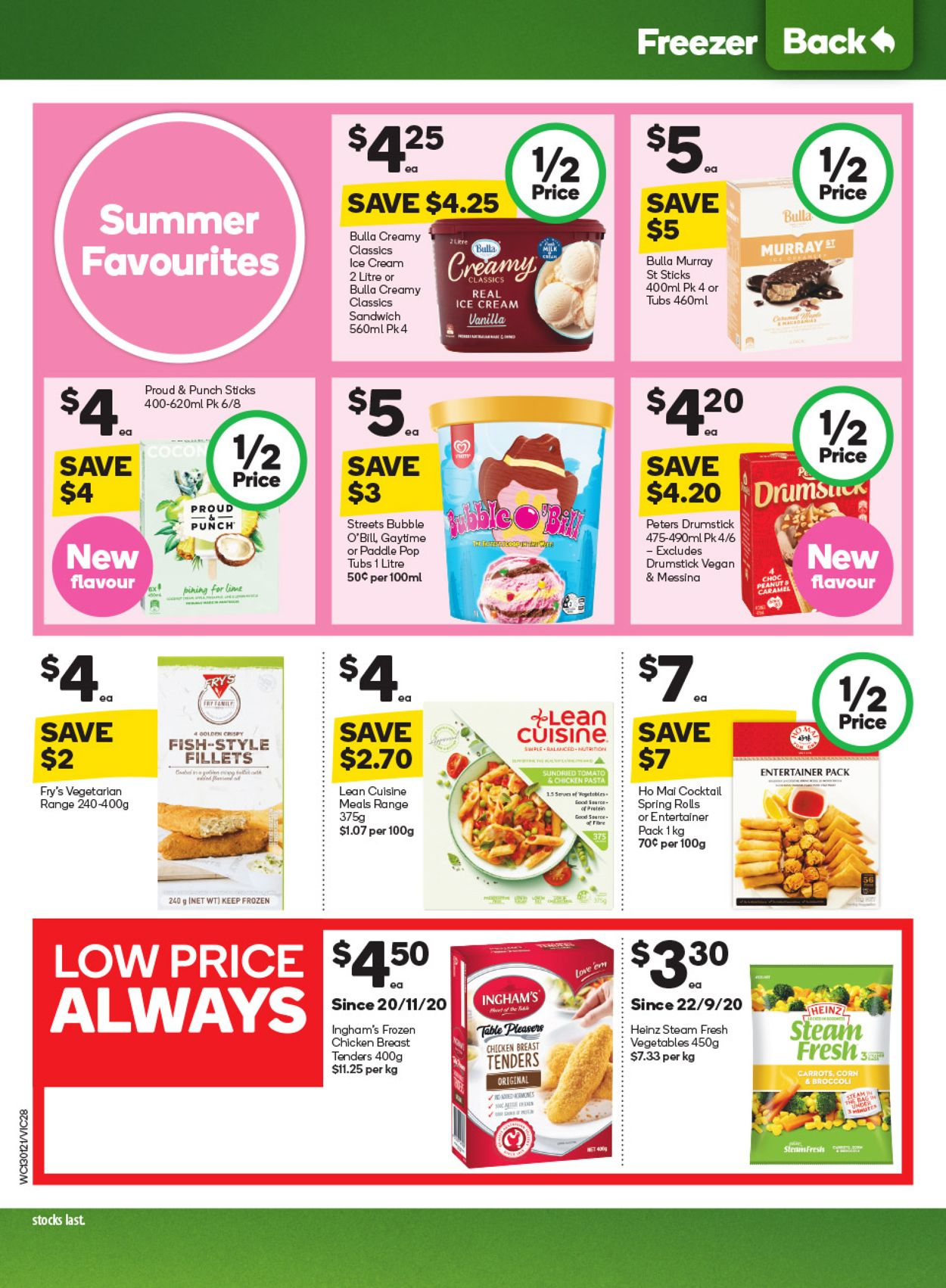 Woolworths Catalogue - 13/01-19/01/2021 (Page 28)