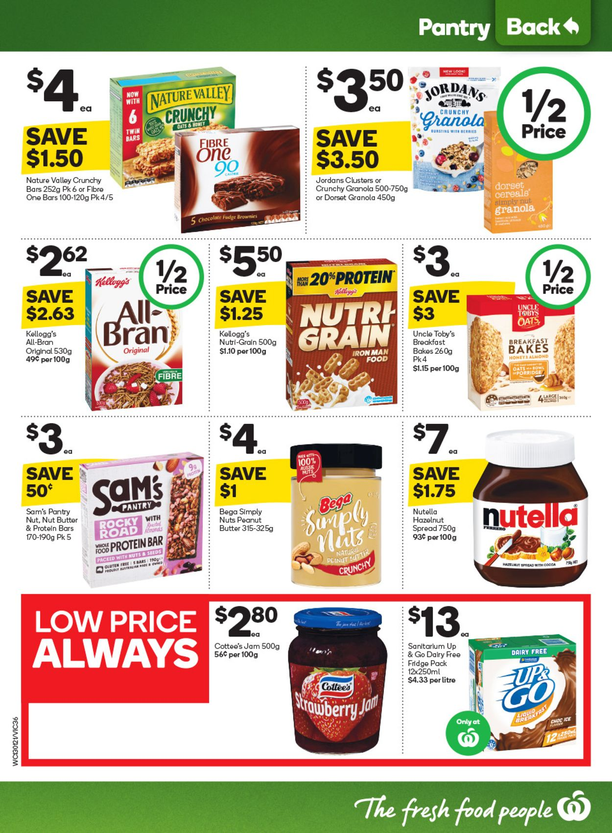 Woolworths Catalogue - 13/01-19/01/2021 (Page 36)