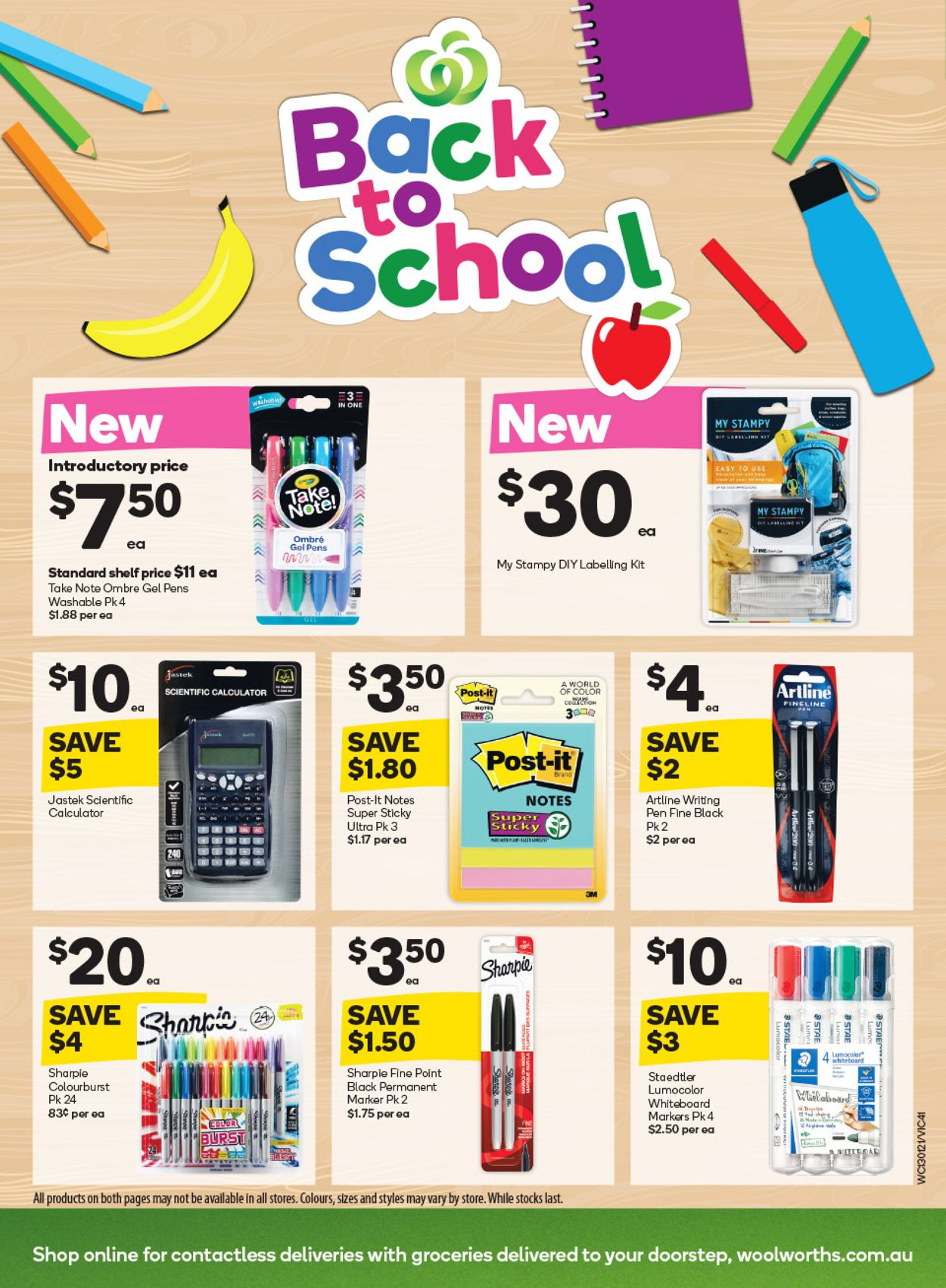 Woolworths Catalogue - 13/01-19/01/2021 (Page 41)