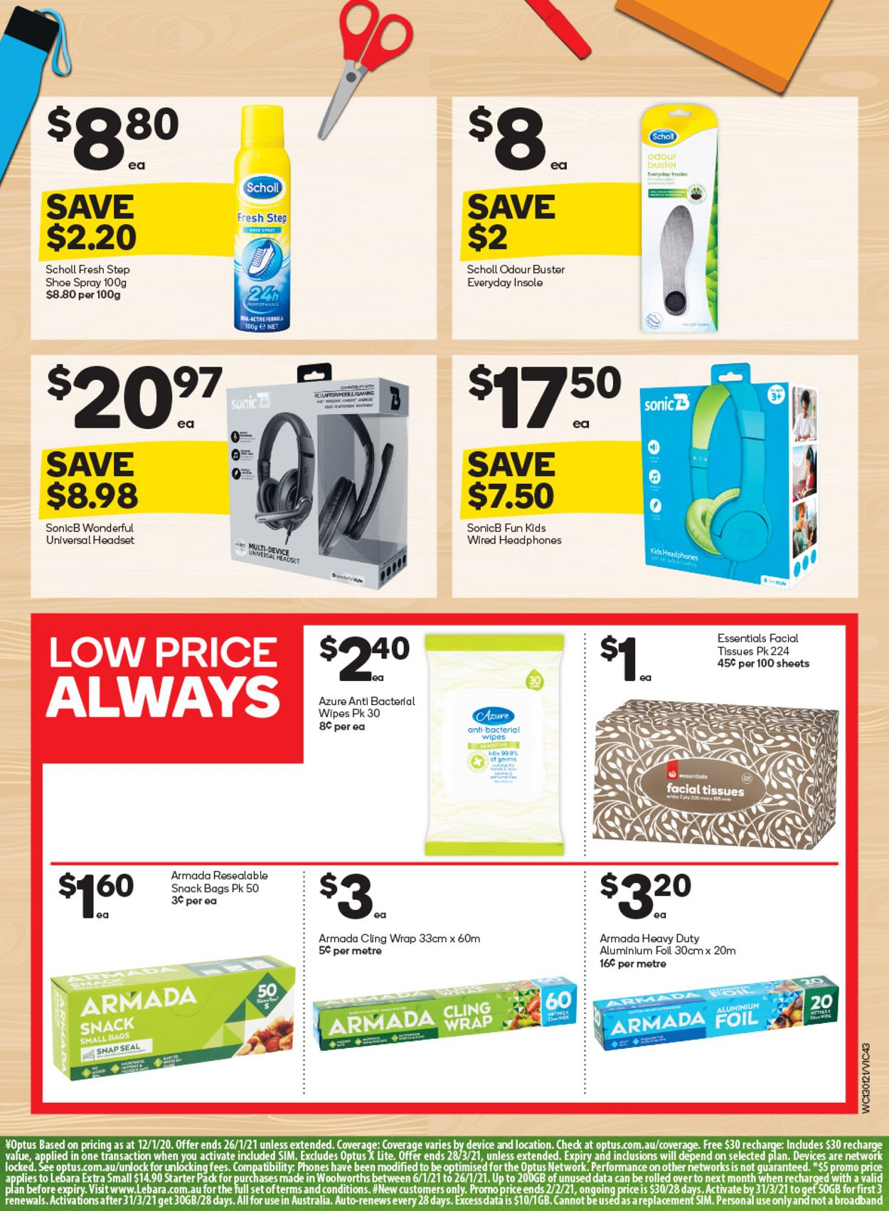 Woolworths Catalogue - 13/01-19/01/2021 (Page 43)