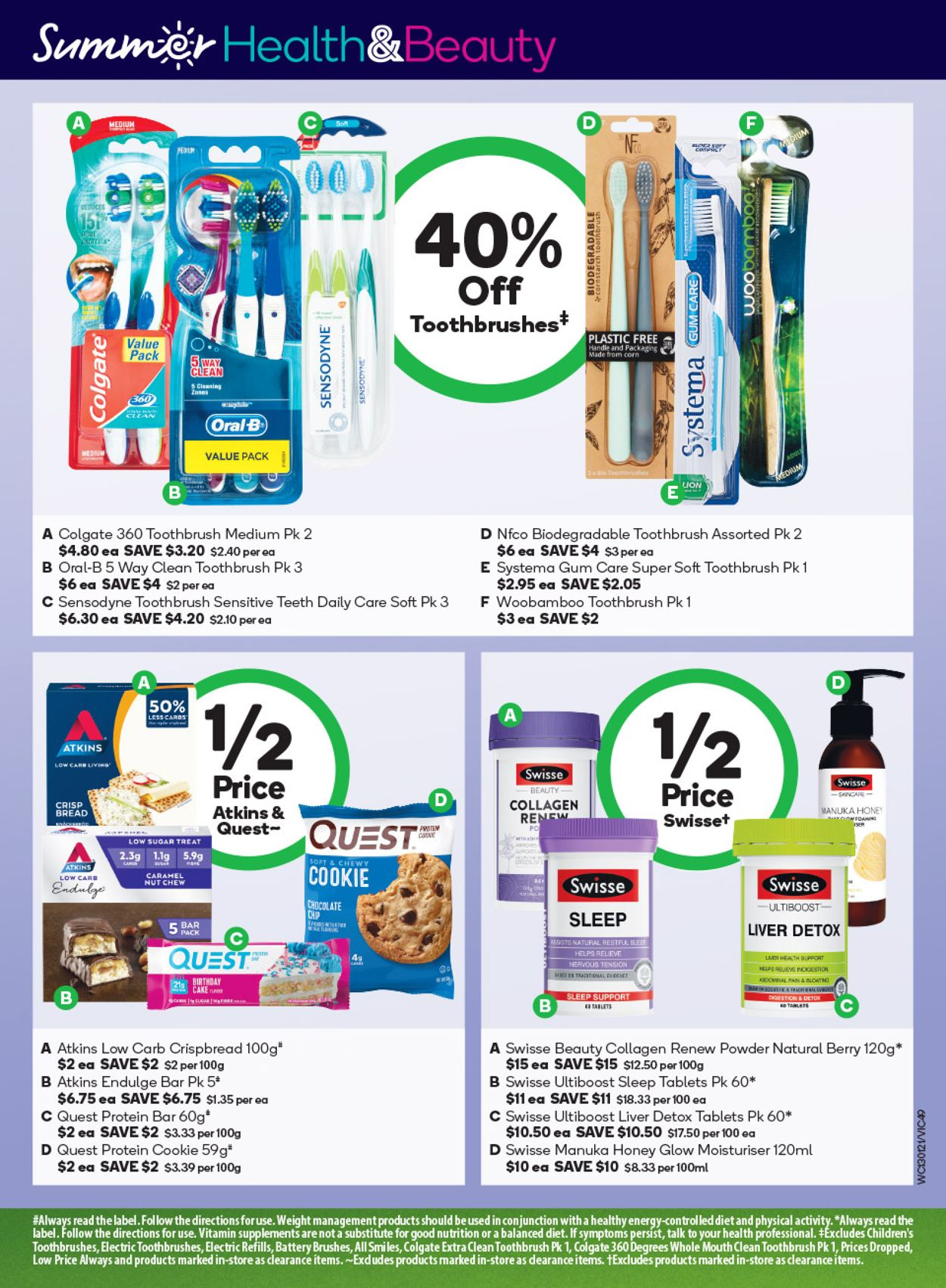 Woolworths Catalogue - 13/01-19/01/2021 (Page 49)