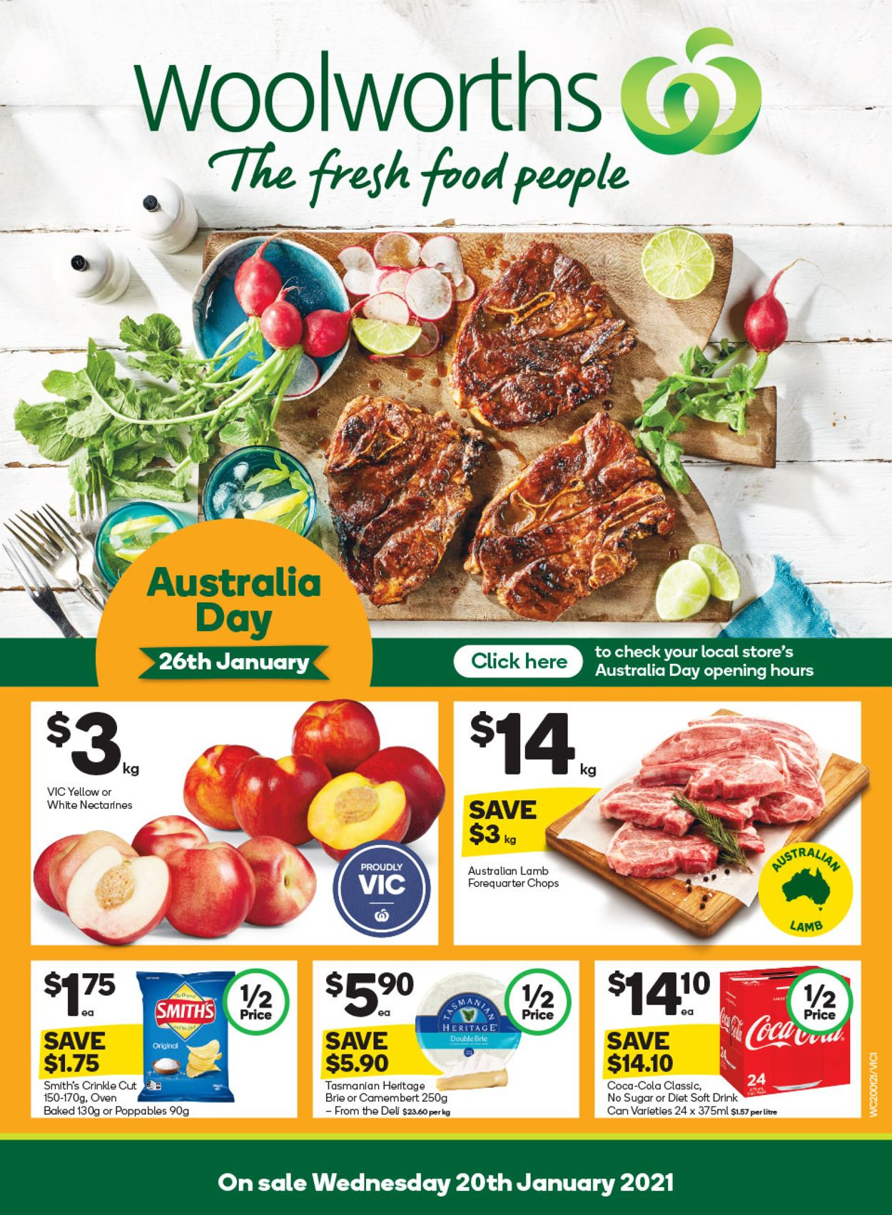 Woolworths Catalogue - 20/01-26/01/2021