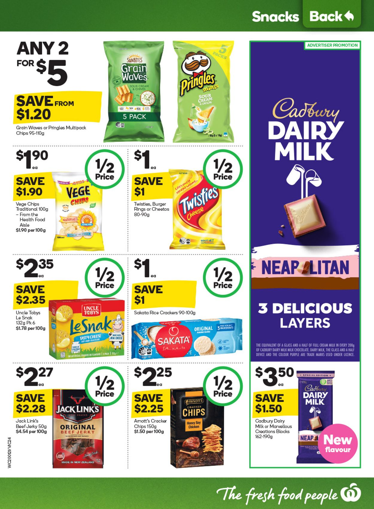Woolworths Catalogue - 20/01-26/01/2021 (Page 24)