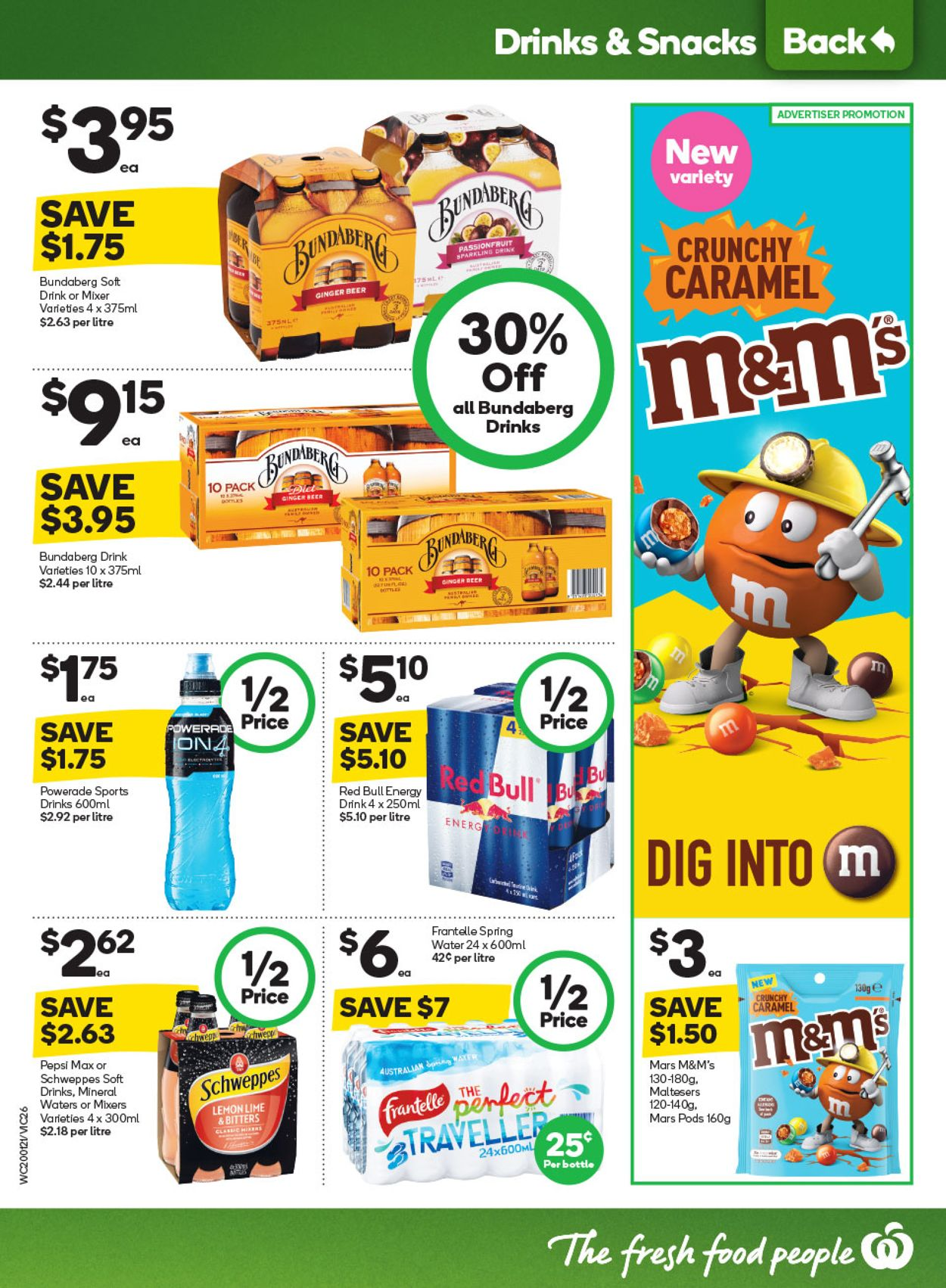 Woolworths Catalogue - 20/01-26/01/2021 (Page 26)