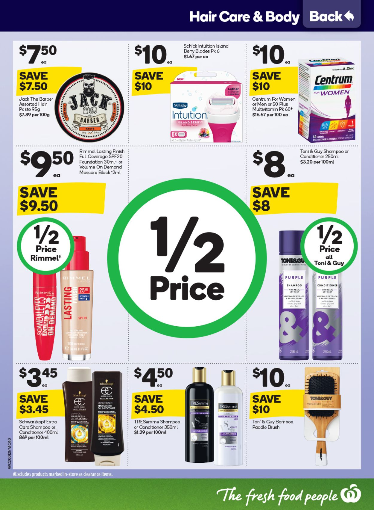 Woolworths Catalogue - 20/01-26/01/2021 (Page 40)