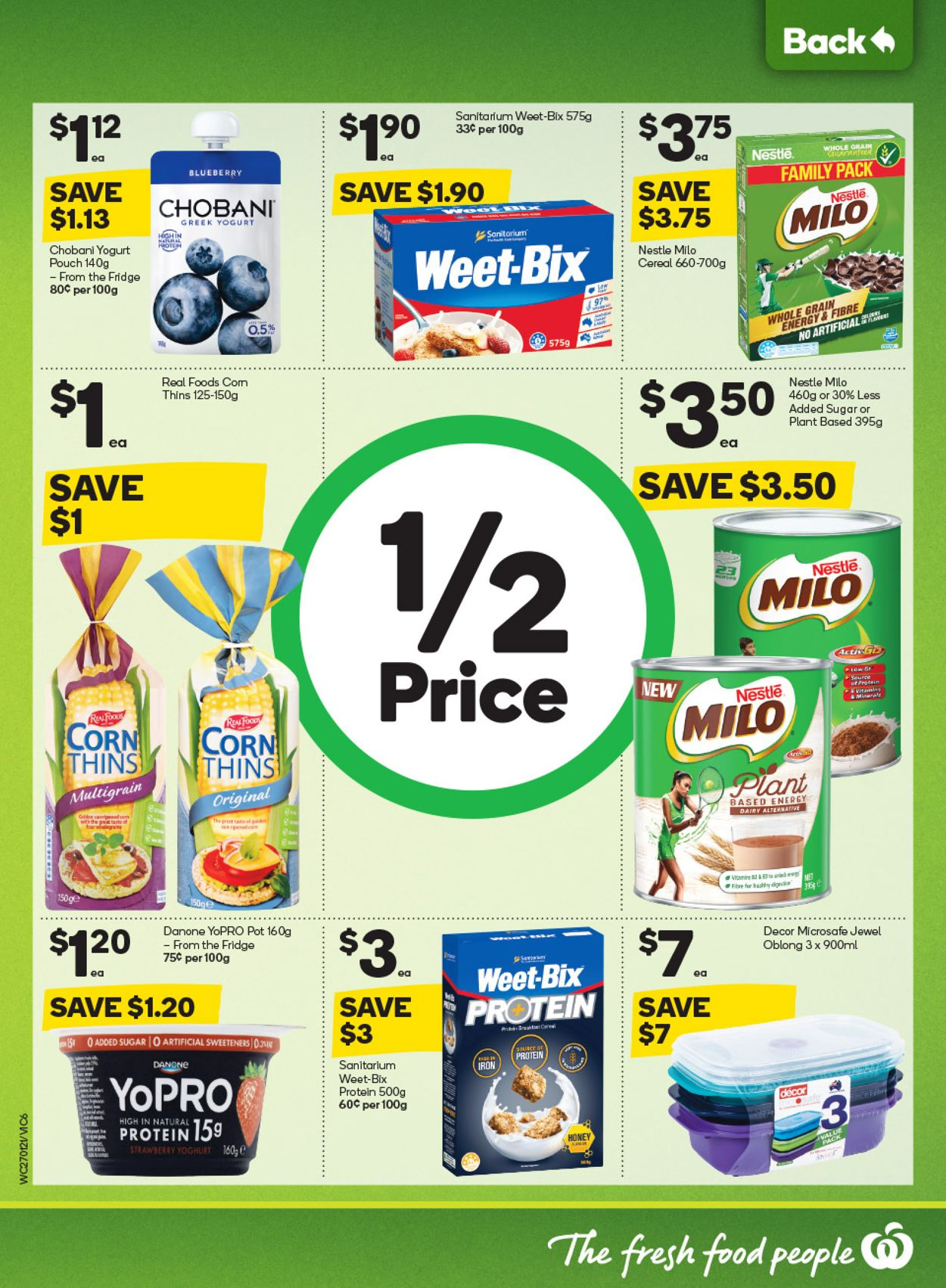 Woolworths Catalogue - 27/01-02/02/2021 (Page 6)