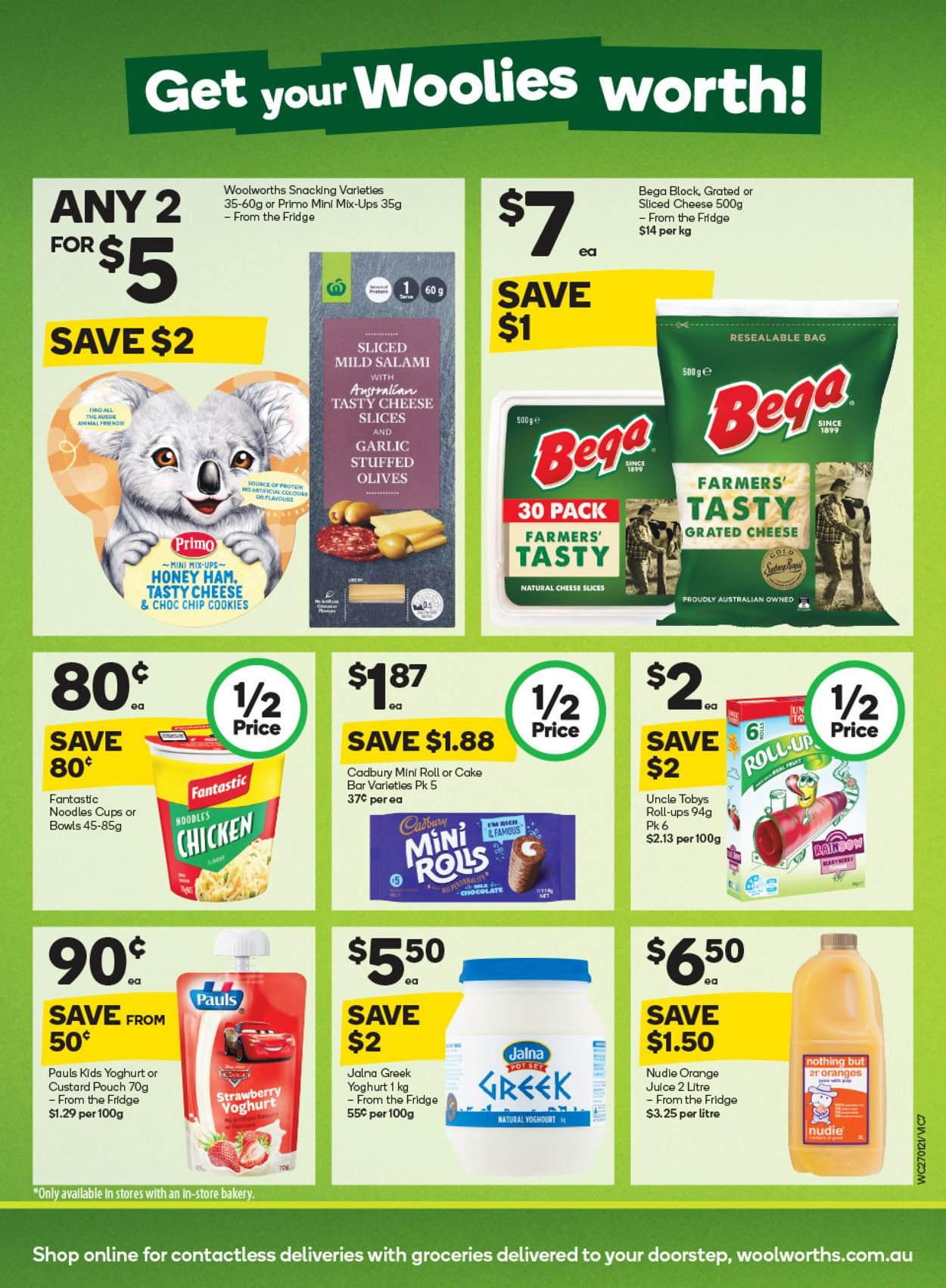 Woolworths Catalogue - 27/01-02/02/2021 (Page 7)