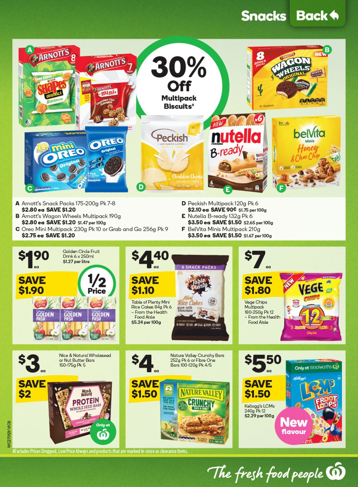 Woolworths Catalogue - 27/01-02/02/2021 (Page 8)