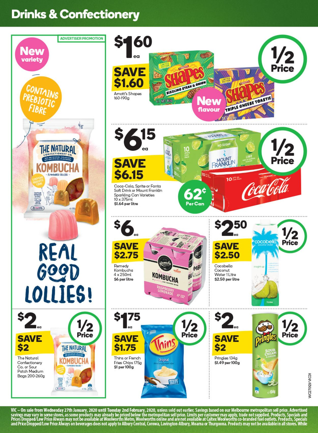 Woolworths Catalogue - 27/01-02/02/2021 (Page 31)