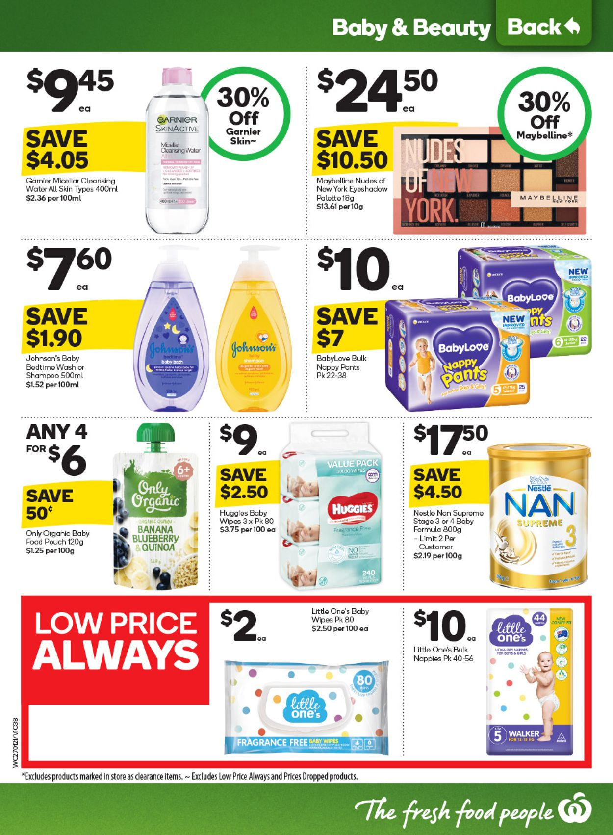 Woolworths Catalogue - 27/01-02/02/2021 (Page 38)