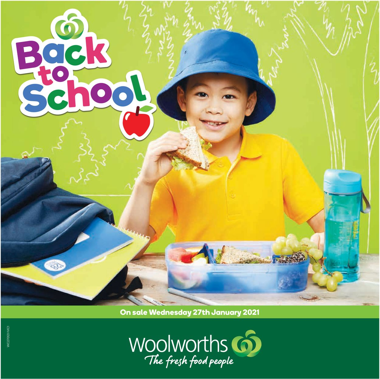Woolworths Catalogue - 27/01-02/02/2021
