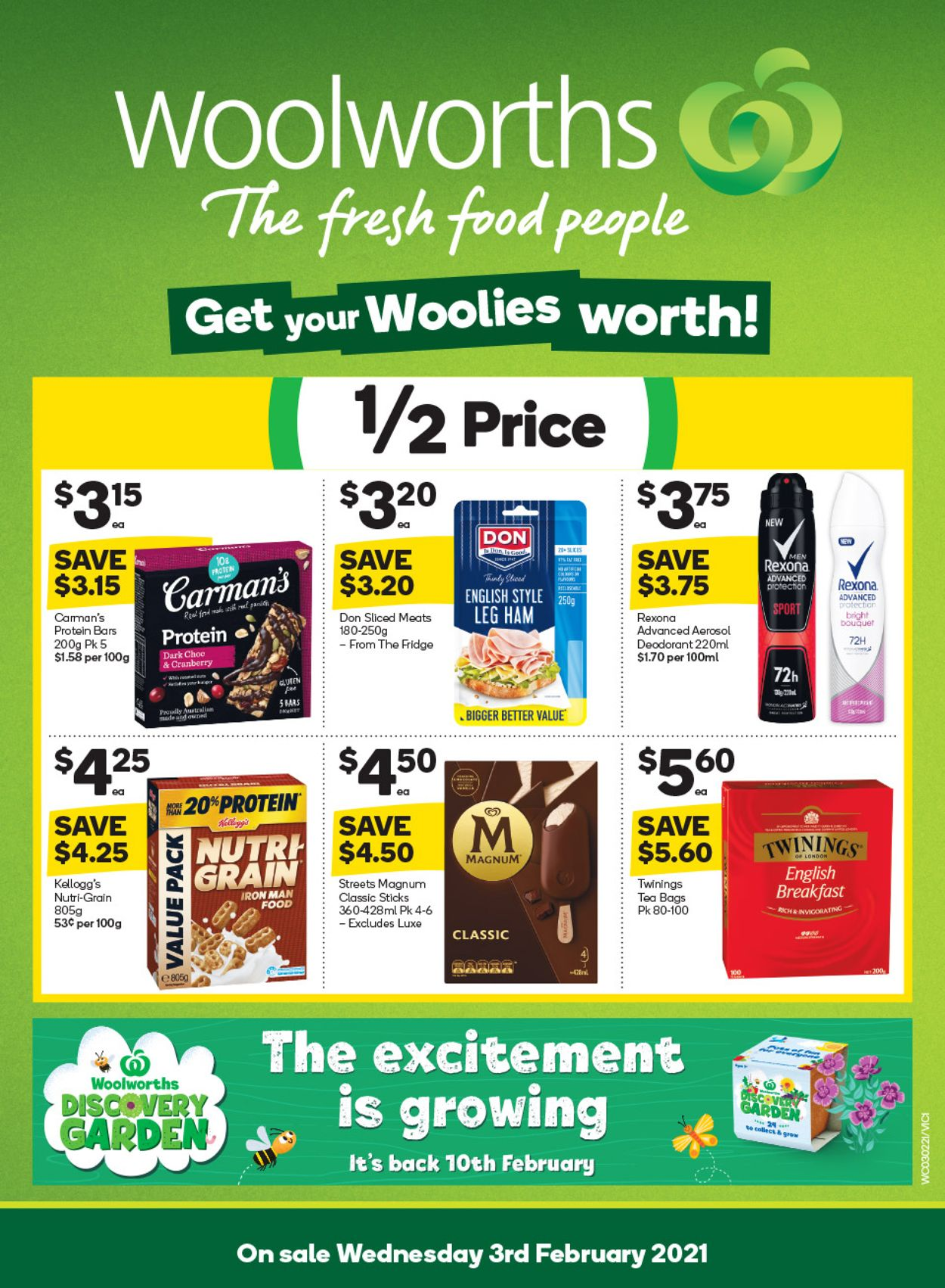 Woolworths Catalogue - 03/02-09/02/2021