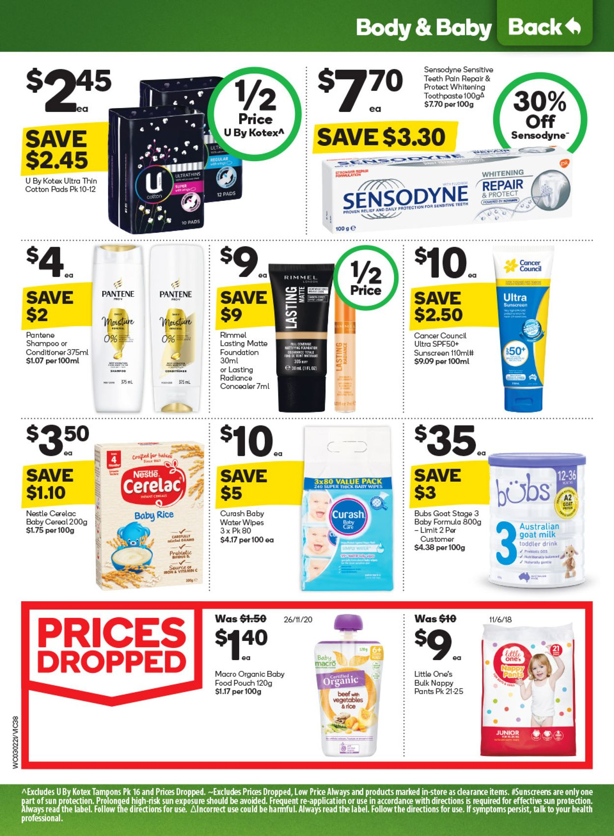 Woolworths Catalogue - 03/02-09/02/2021 (Page 40)