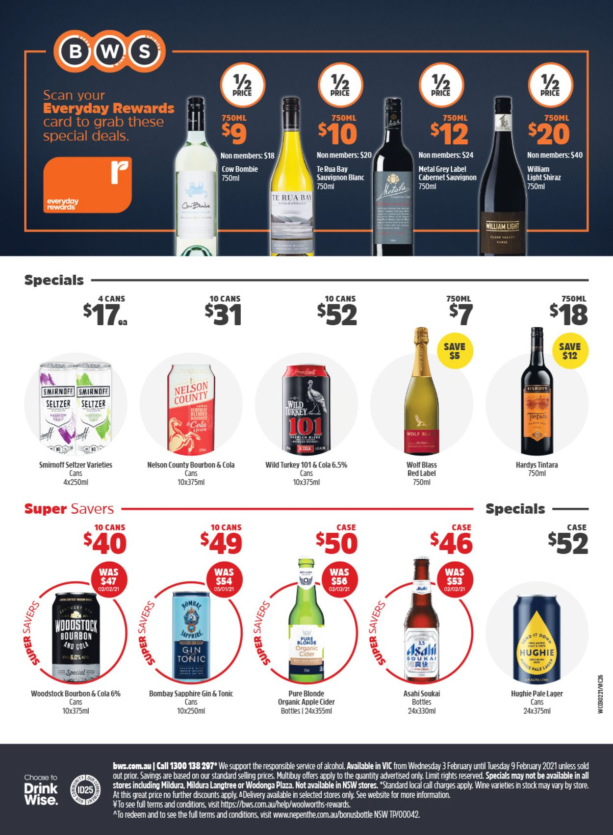 Woolworths Catalogue - 03/02-09/02/2021 (Page 45)