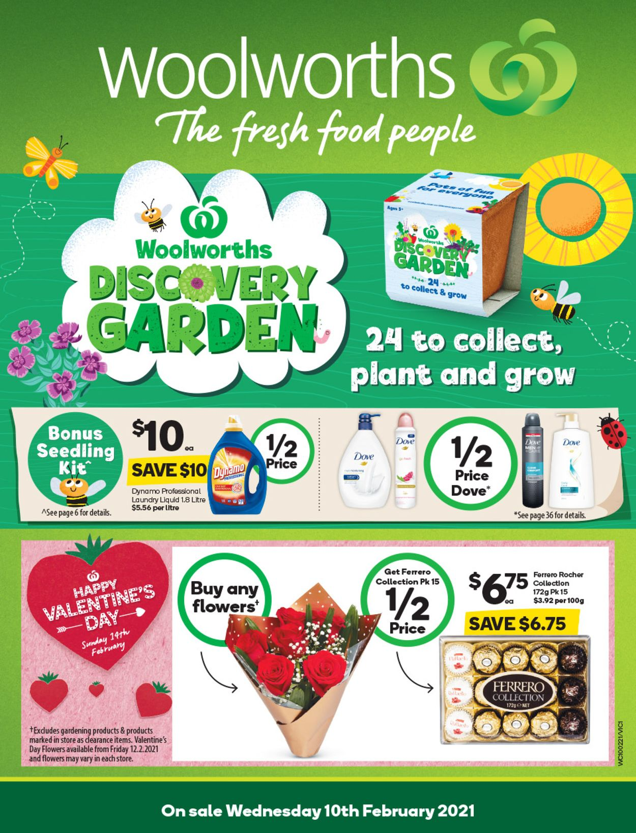 Woolworths Catalogue - 10/02-16/02/2021