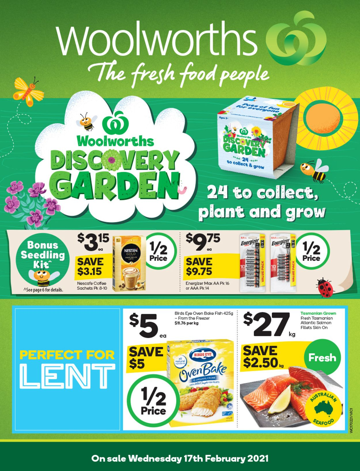 Woolworths Catalogue - 17/02-23/02/2021