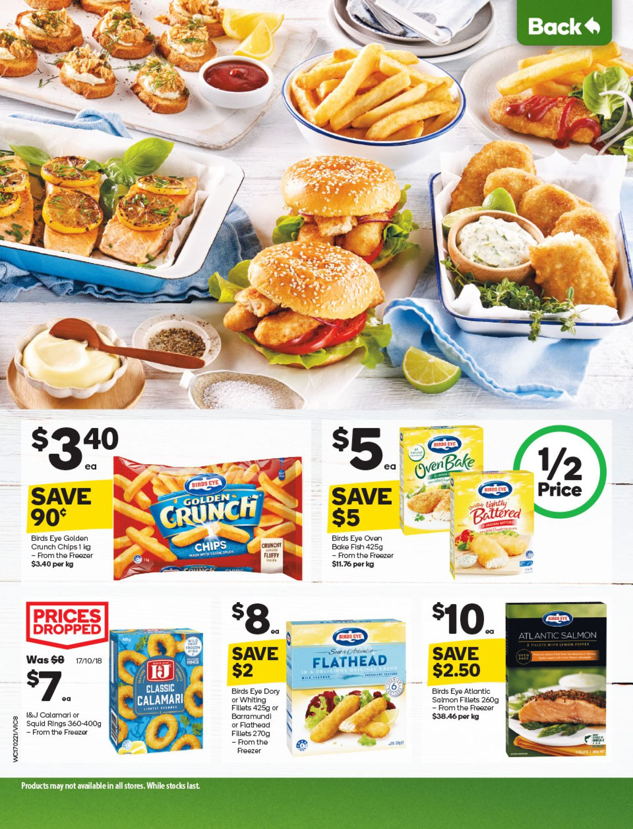 Woolworths Catalogue - 17/02-23/02/2021 (Page 8)