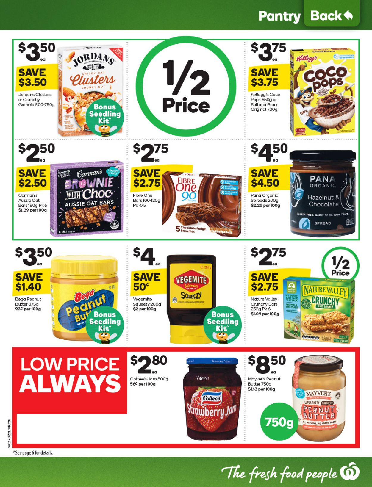 Woolworths Catalogue - 17/02-23/02/2021 (Page 28)