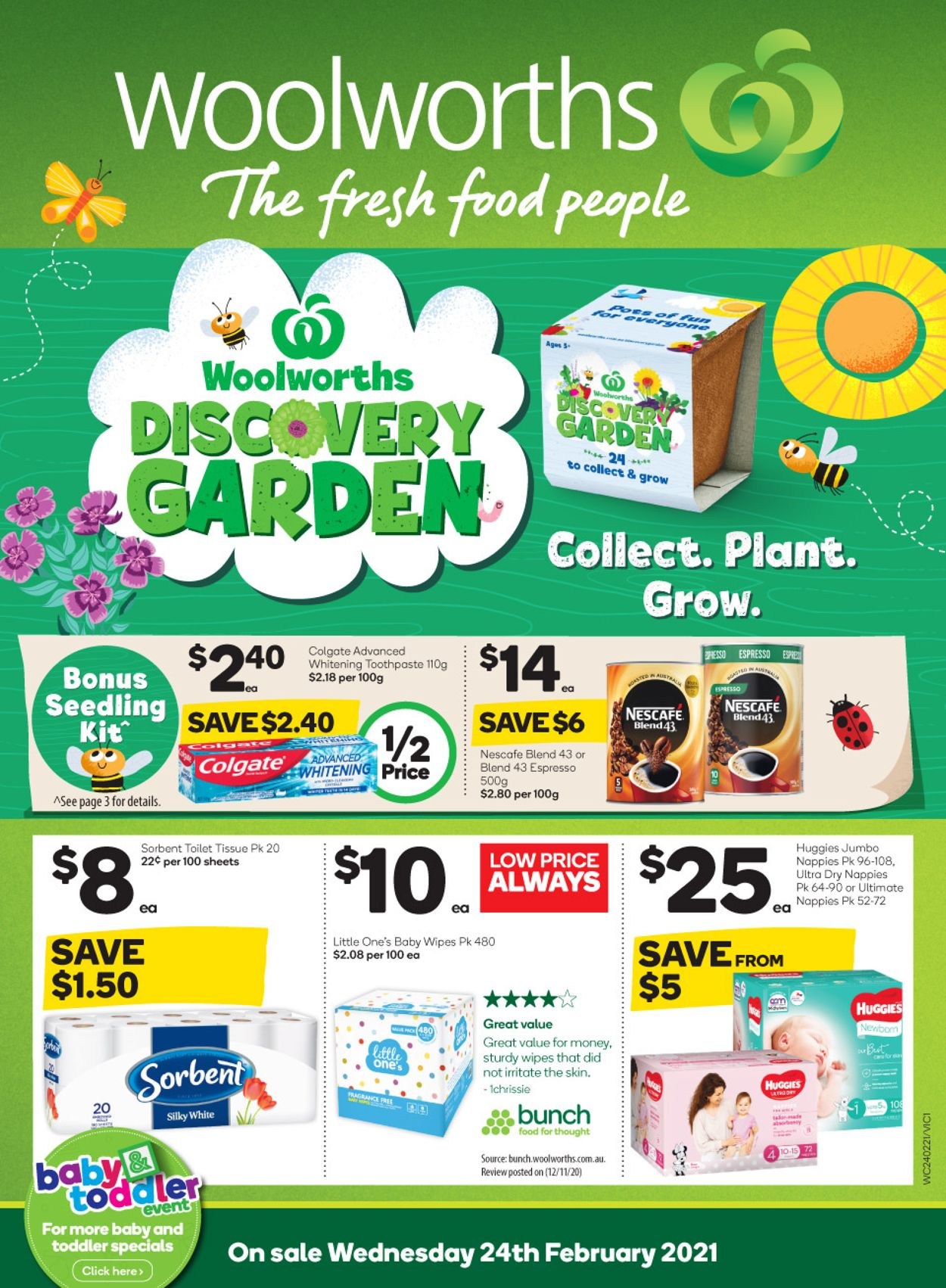 Woolworths Catalogue - 24/02-02/03/2021