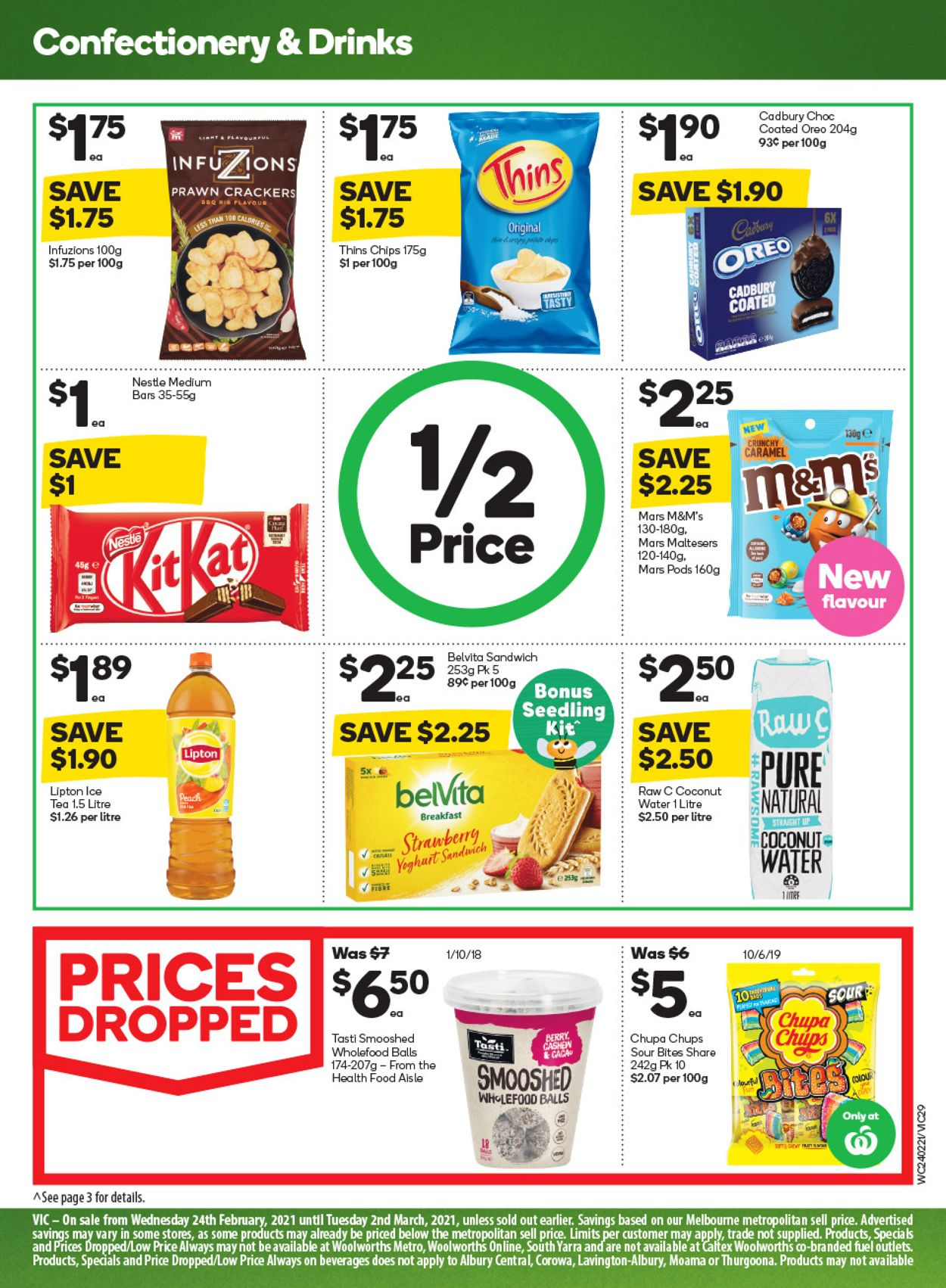 Woolworths Catalogue - 24/02-02/03/2021 (Page 29)
