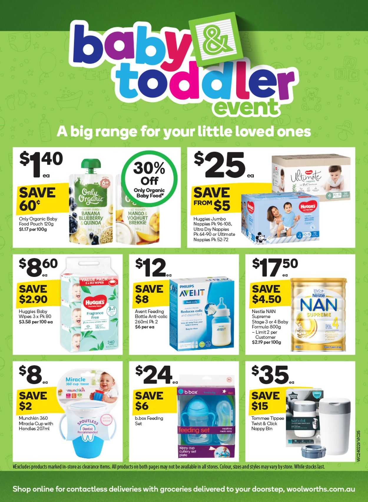 Woolworths Catalogue - 24/02-02/03/2021 (Page 35)