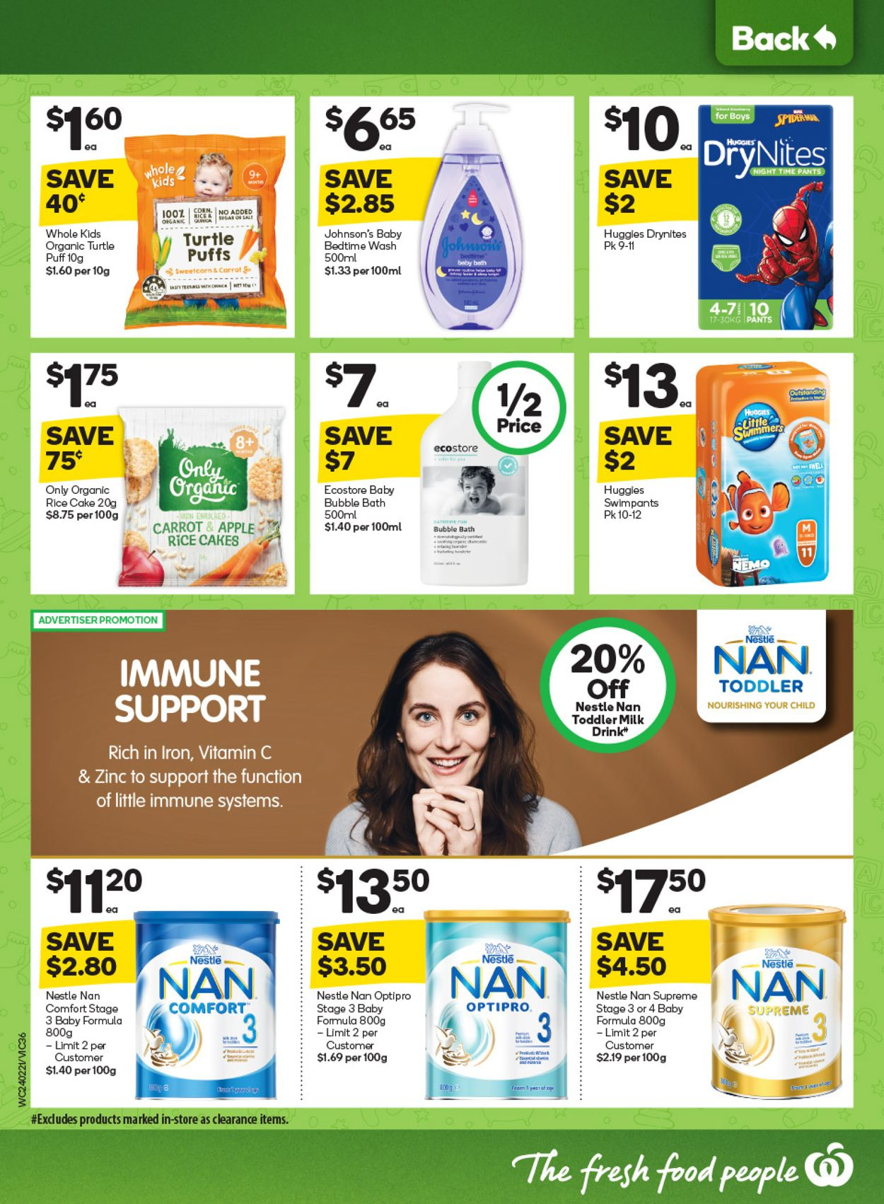 Woolworths Catalogue - 24/02-02/03/2021 (Page 36)