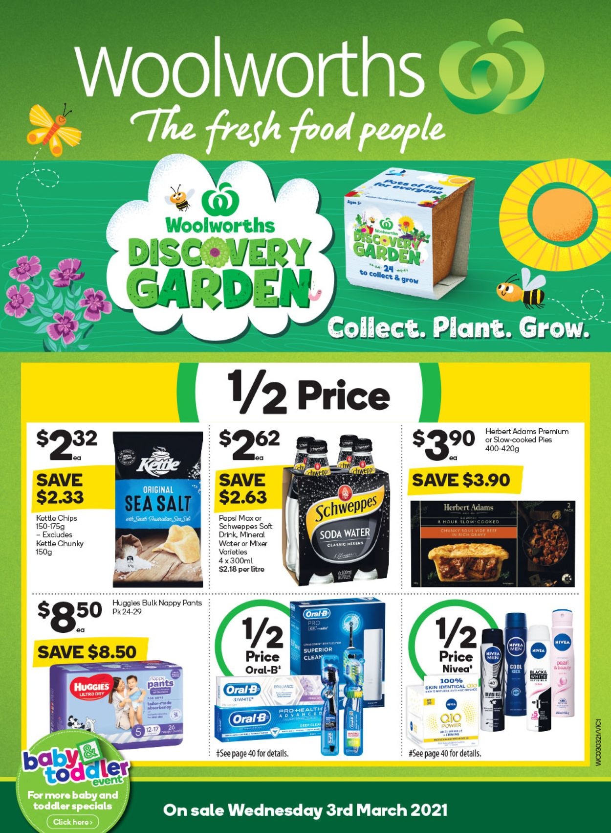Woolworths Catalogue - 03/03-09/03/2021