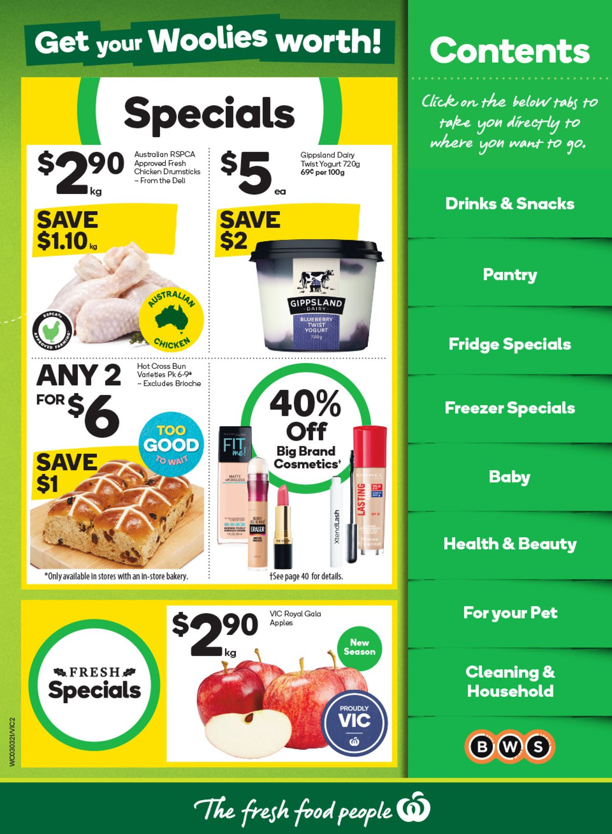Woolworths Catalogue - 03/03-09/03/2021 (Page 2)
