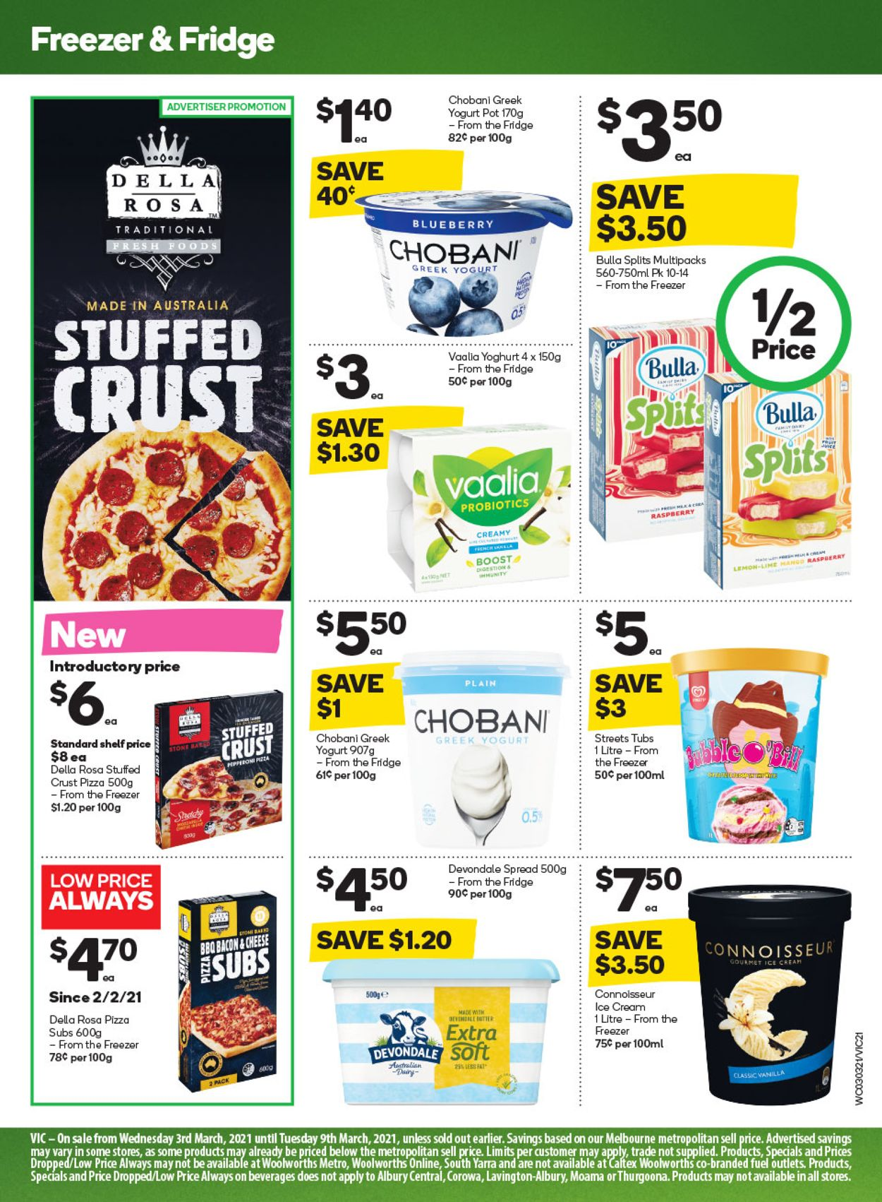 Woolworths Catalogue - 03/03-09/03/2021 (Page 23)