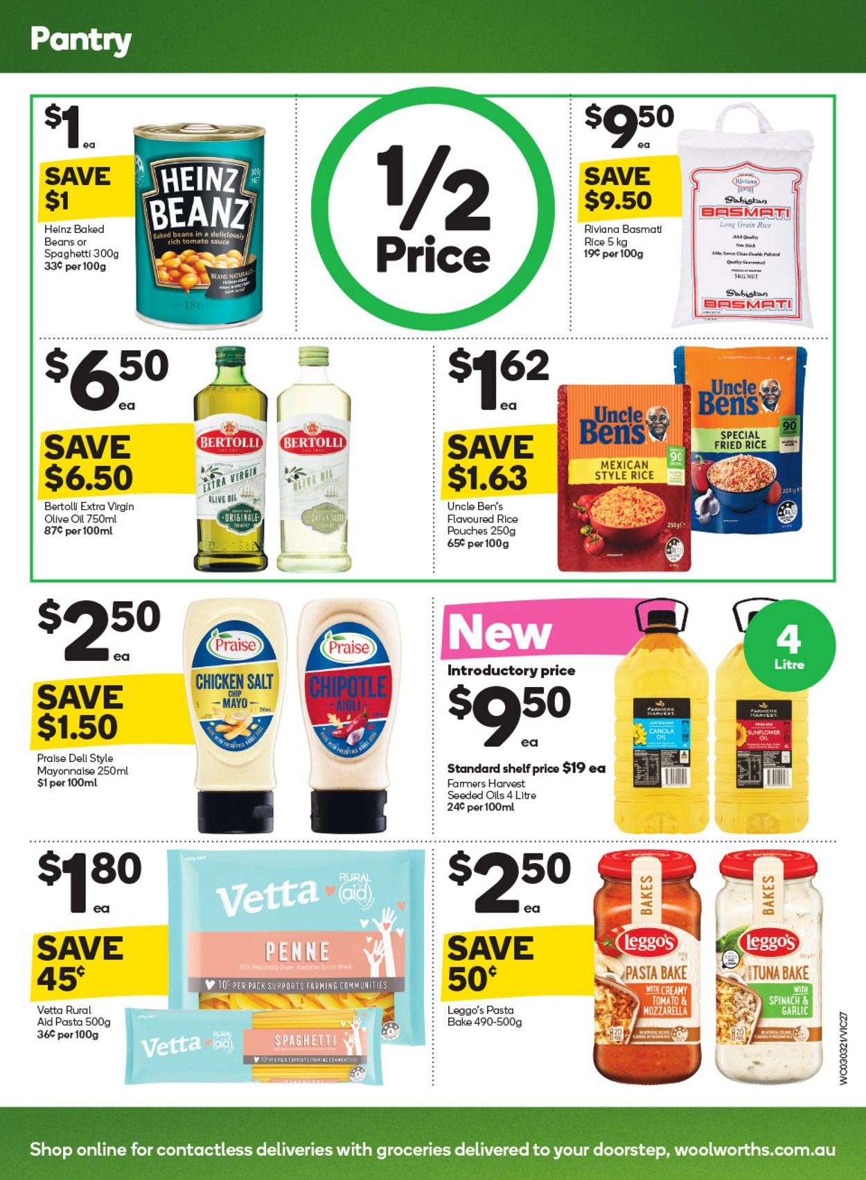 Woolworths Catalogue - 03/03-09/03/2021 (Page 29)