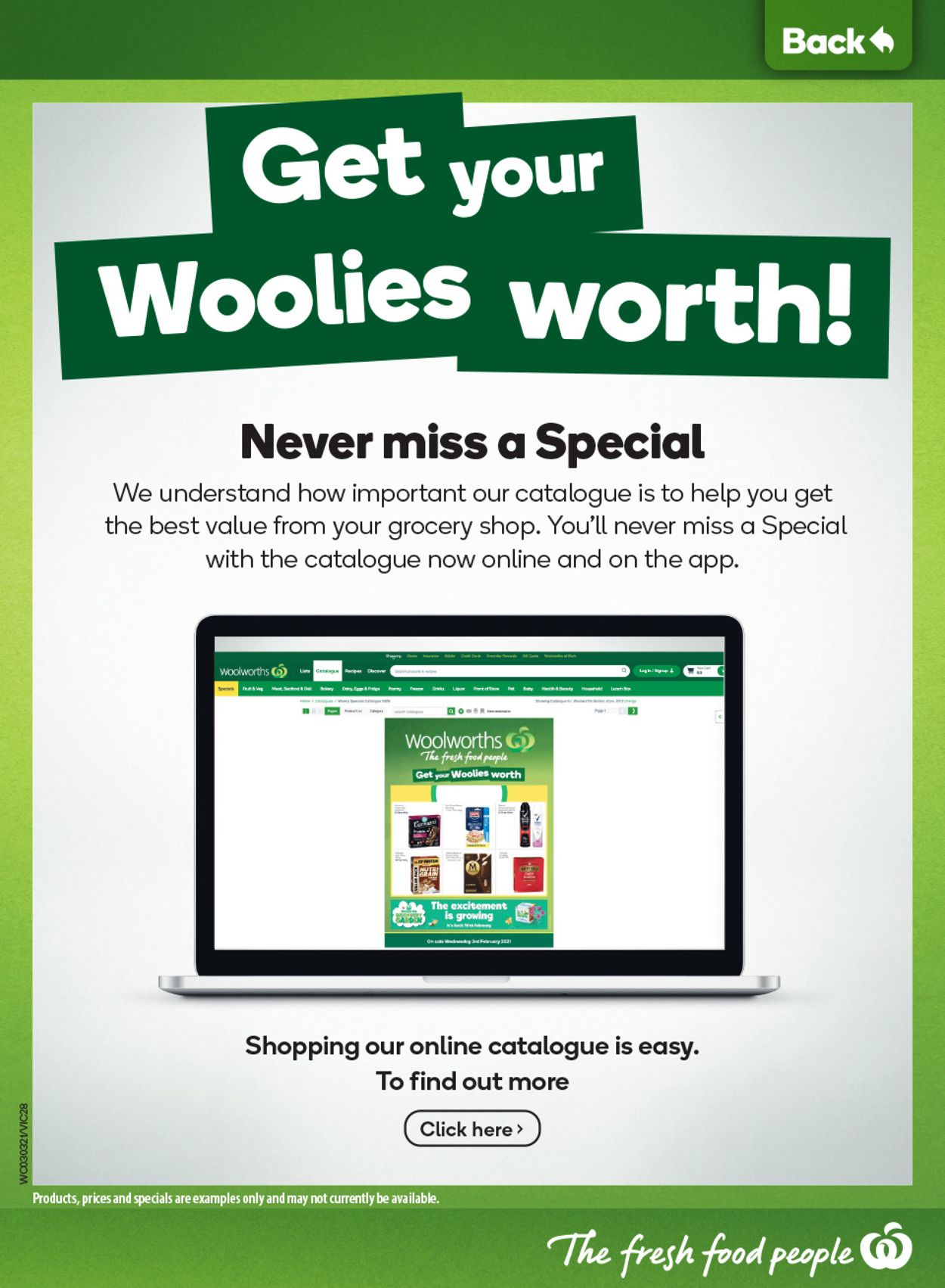 Woolworths Catalogue - 03/03-09/03/2021 (Page 30)