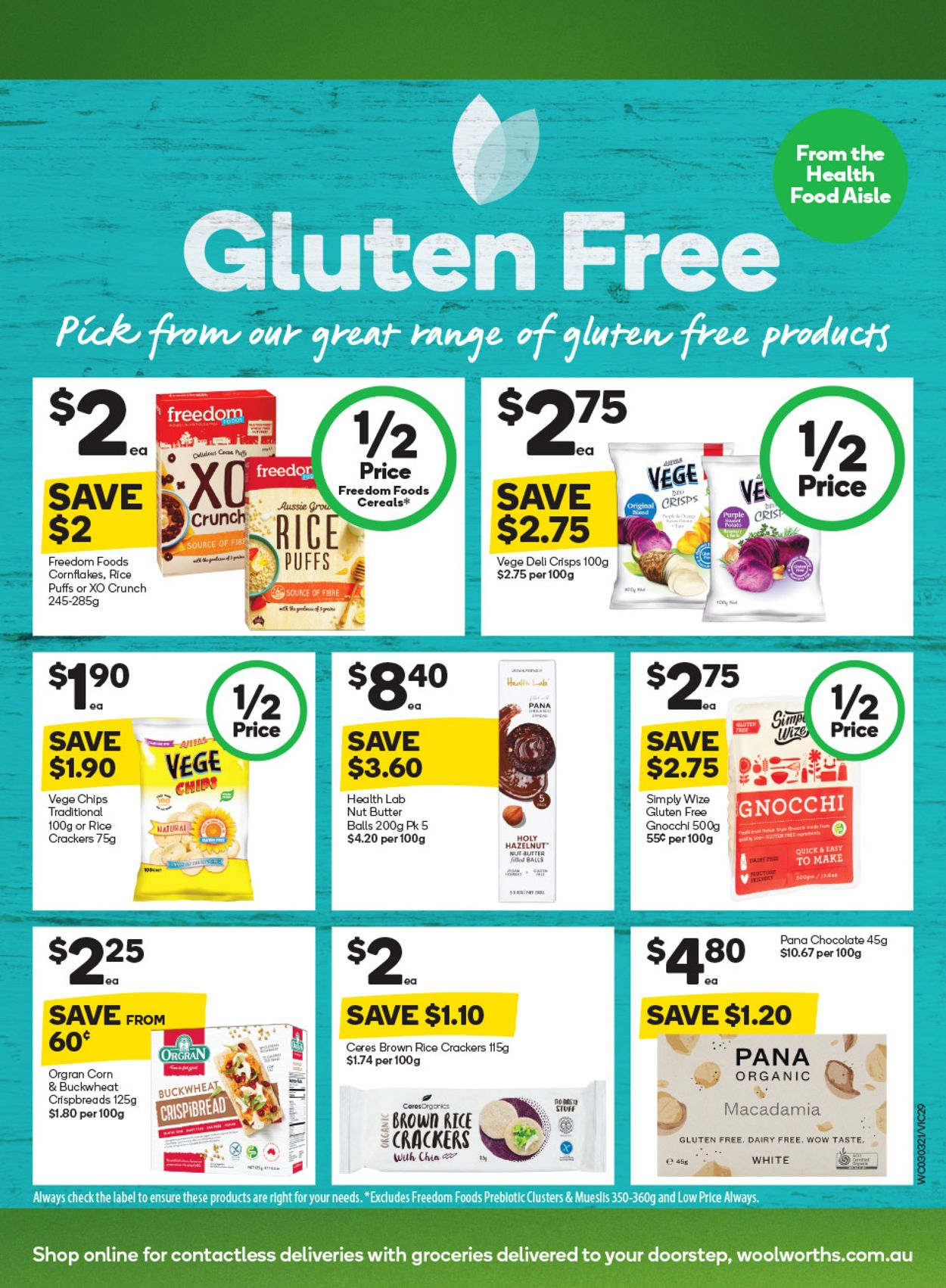 Woolworths Catalogue - 03/03-09/03/2021 (Page 31)
