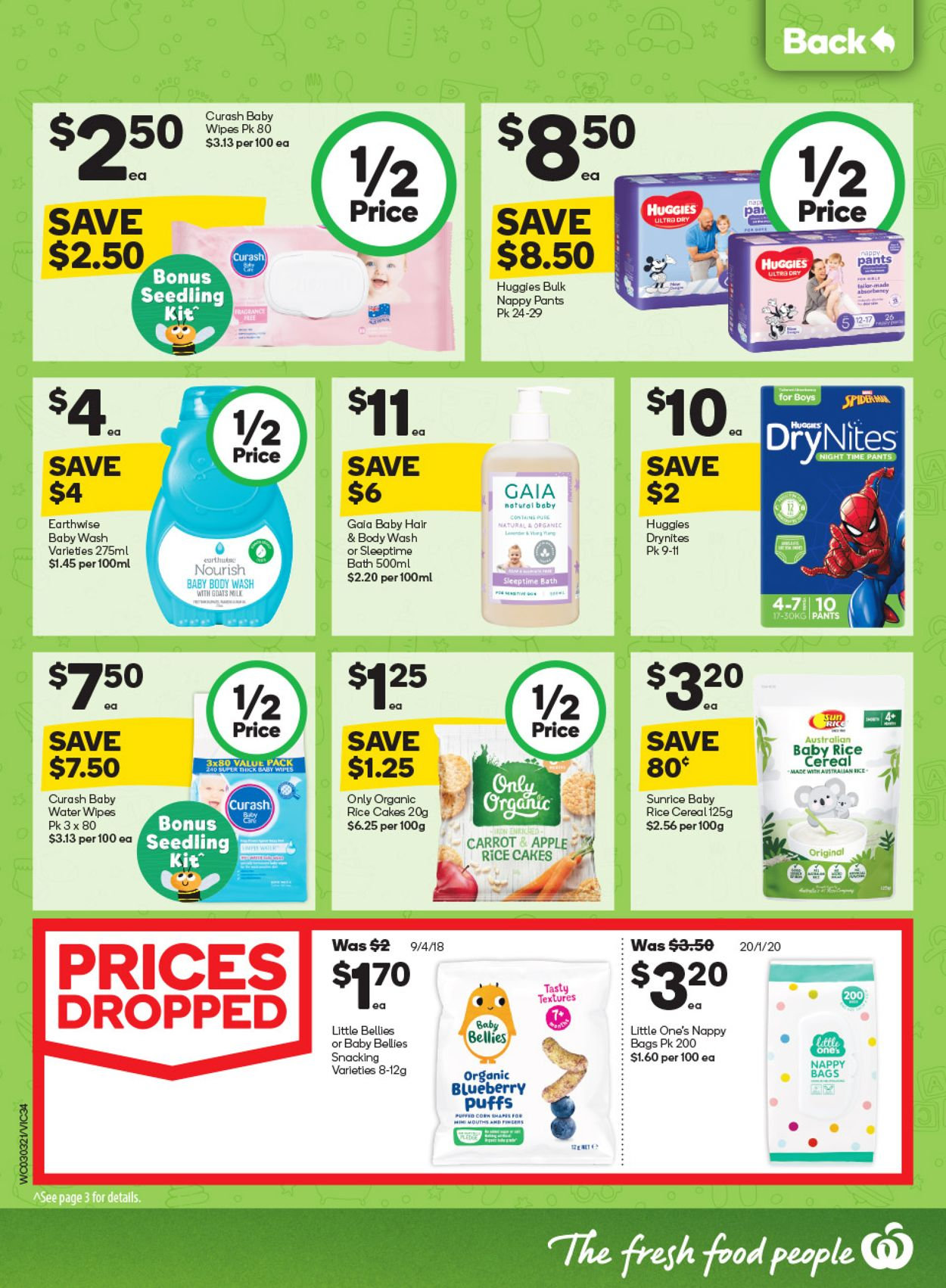 Woolworths Catalogue - 03/03-09/03/2021 (Page 36)