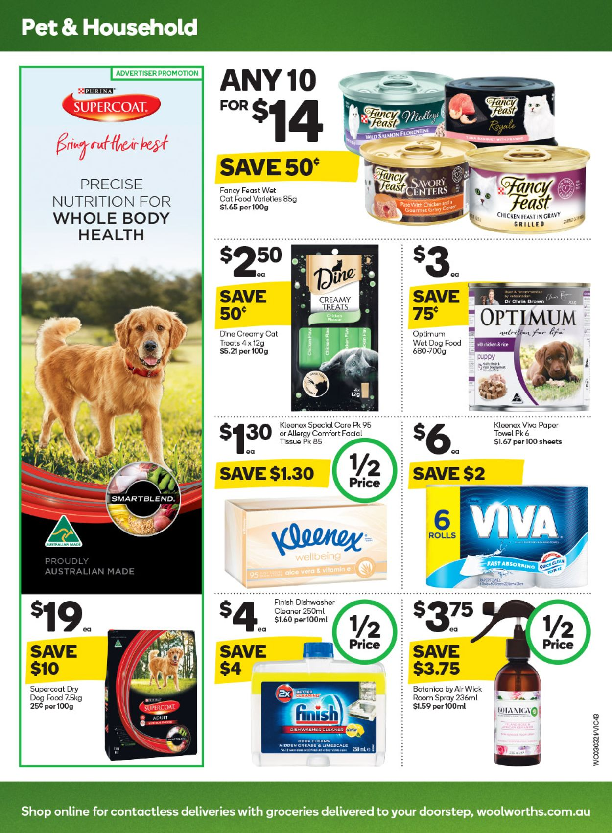 Woolworths Catalogue - 03/03-09/03/2021 (Page 45)