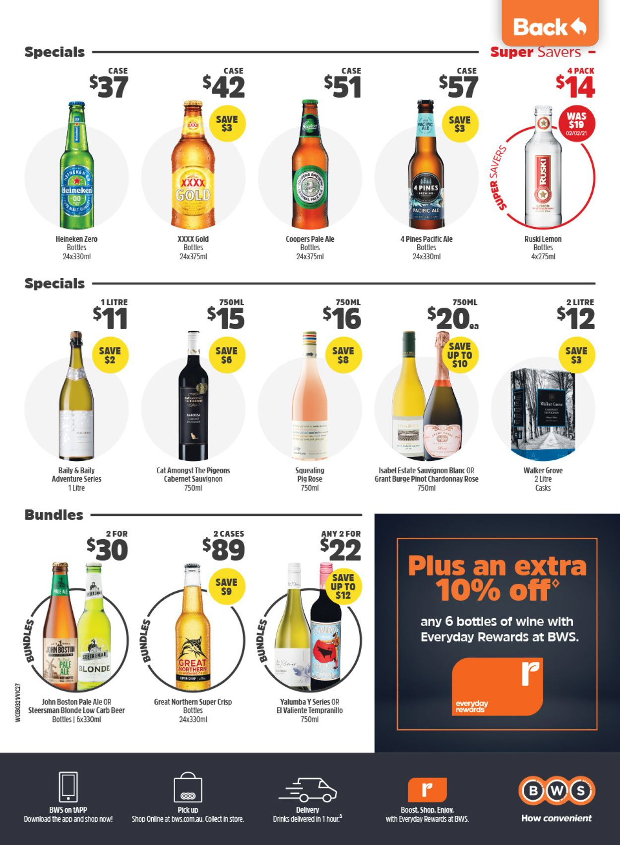 Woolworths Catalogue - 03/03-09/03/2021 (Page 48)