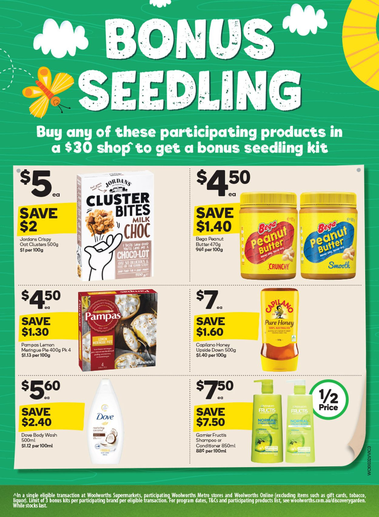 Woolworths Catalogue - 10/03-16/03/2021 (Page 3)