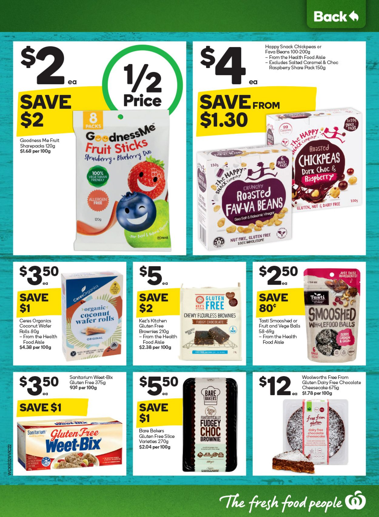 Woolworths Catalogue - 10/03-16/03/2021 (Page 22)