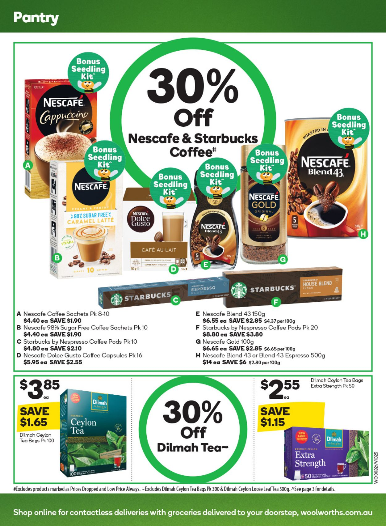 Woolworths Catalogue - 10/03-16/03/2021 (Page 25)