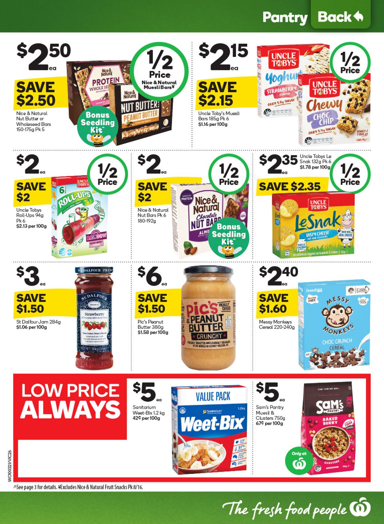 Woolworths Catalogue - 10/03-16/03/2021 (Page 26)