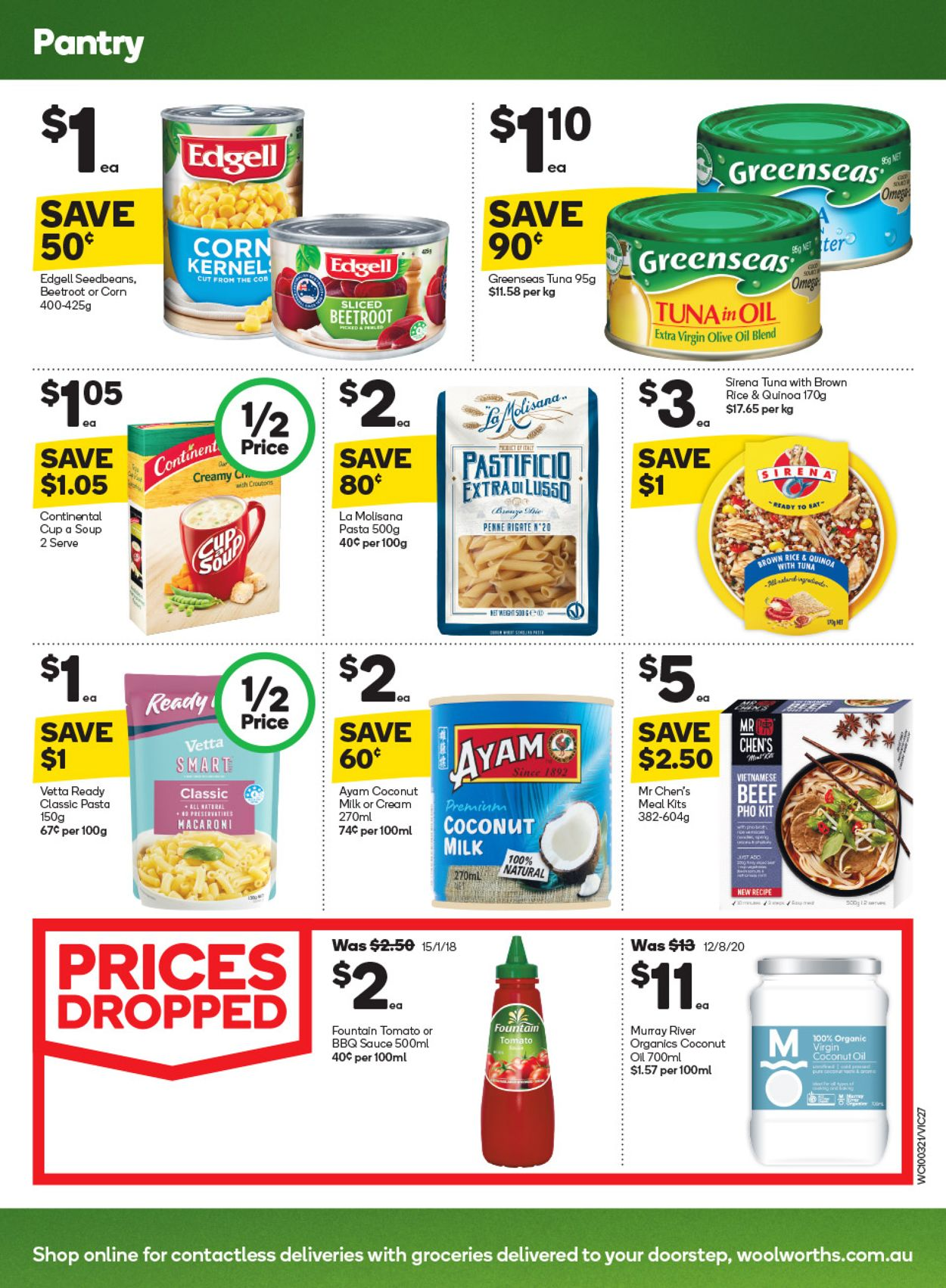 Woolworths Catalogue - 10/03-16/03/2021 (Page 27)