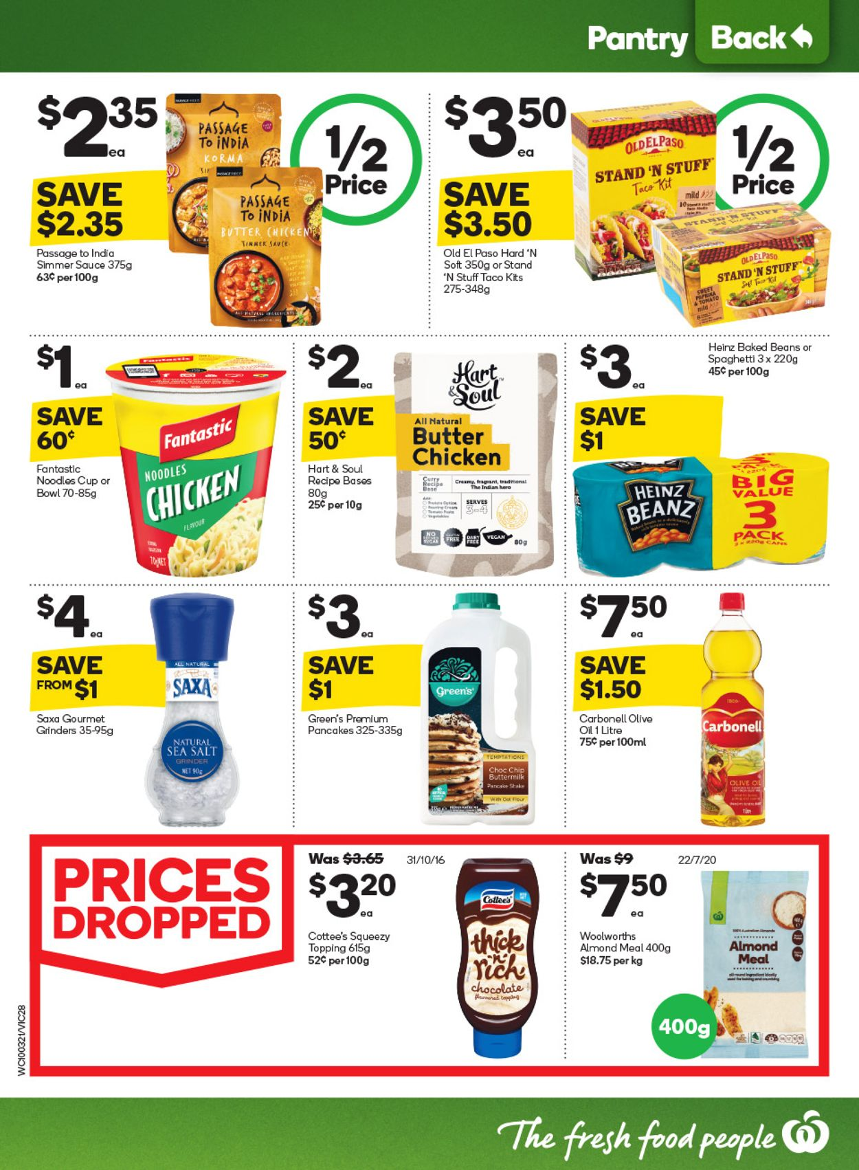 Woolworths Catalogue - 10/03-16/03/2021 (Page 28)