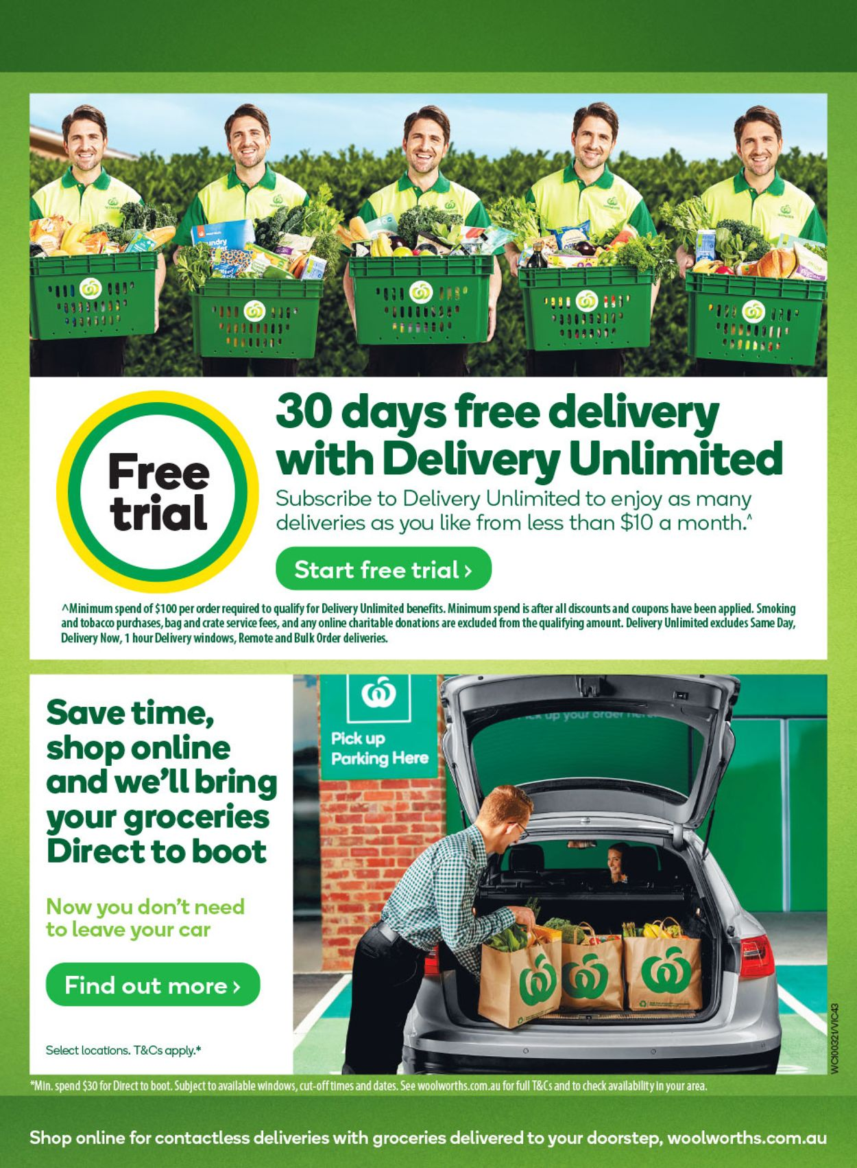 Woolworths Catalogue - 10/03-16/03/2021 (Page 43)