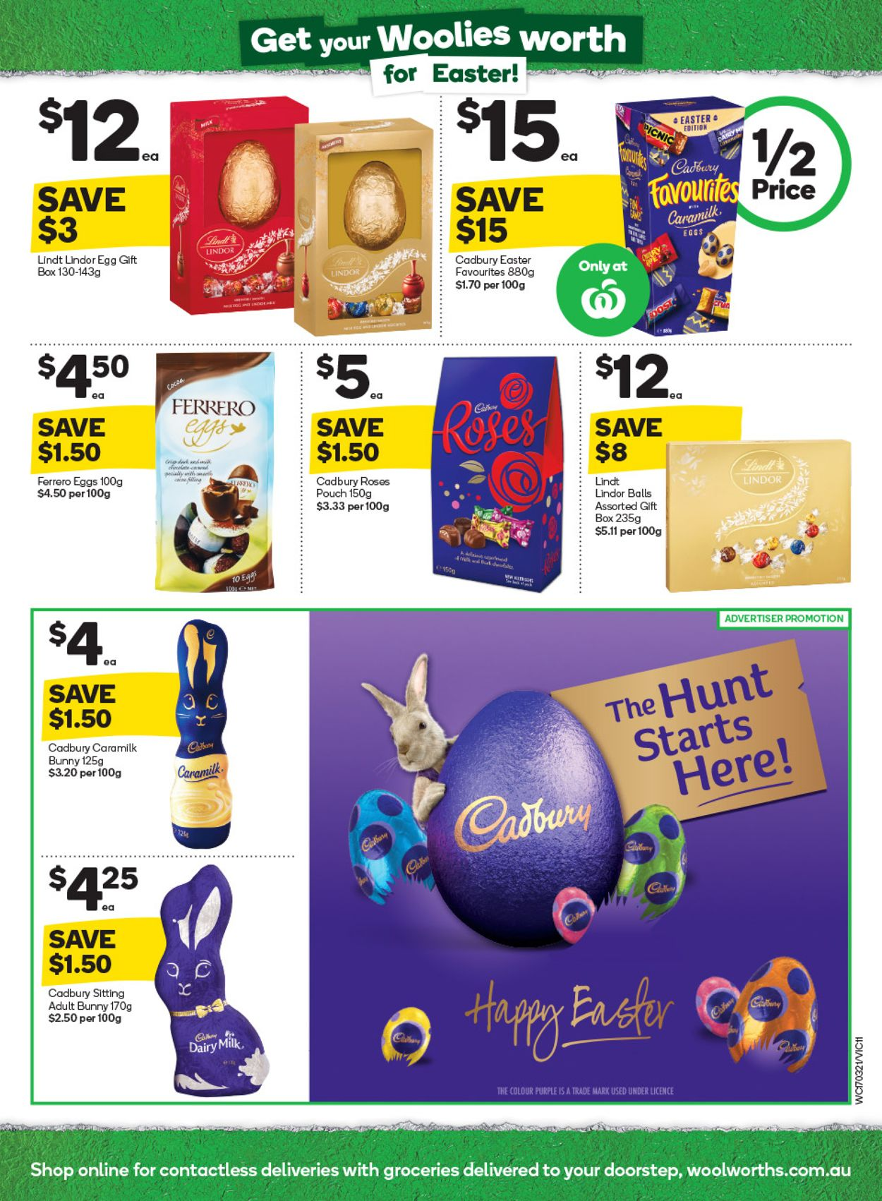 Woolworths Catalogue - 17/03-23/03/2021 (Page 11)