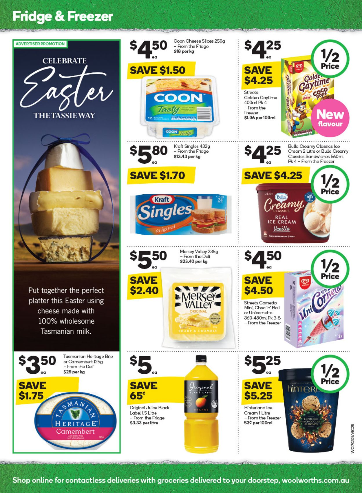 Woolworths Catalogue - 17/03-23/03/2021 (Page 25)