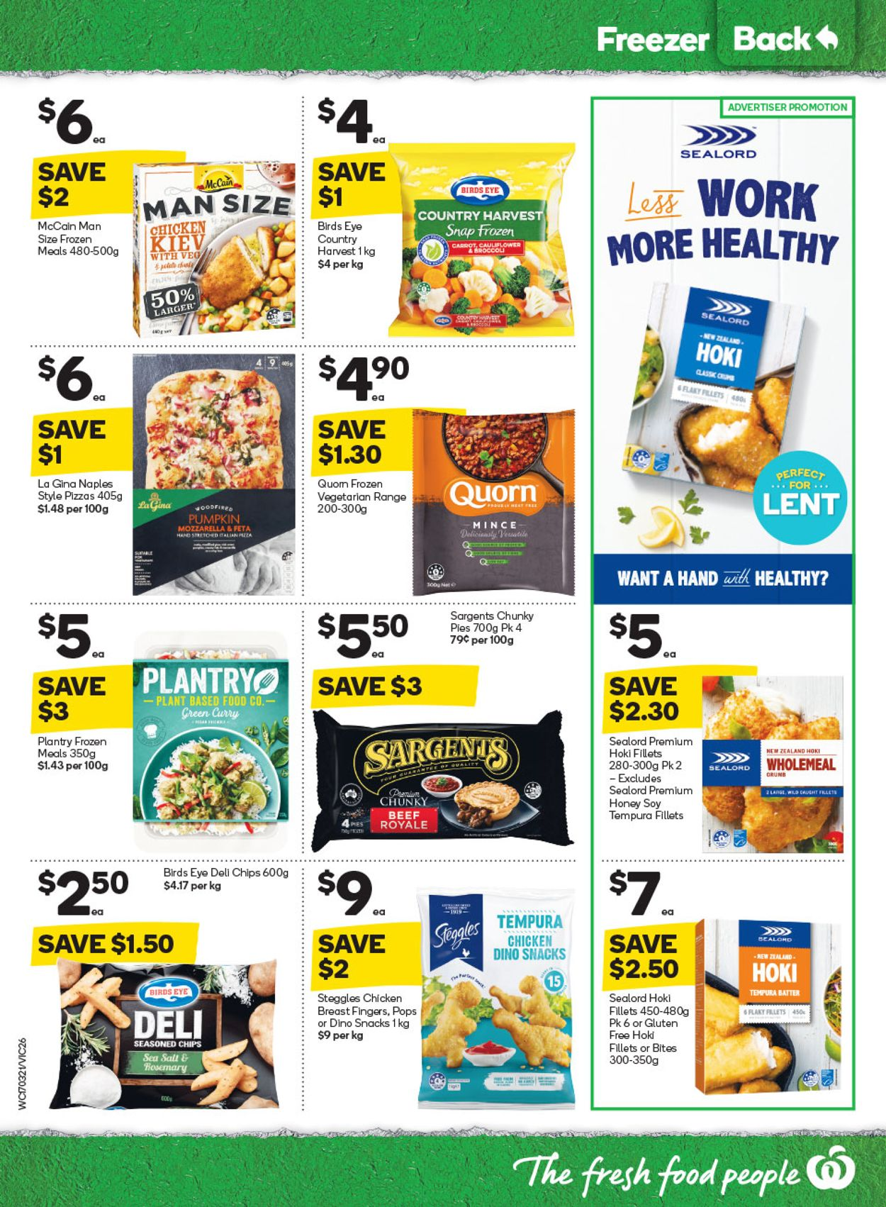 Woolworths Catalogue - 17/03-23/03/2021 (Page 26)