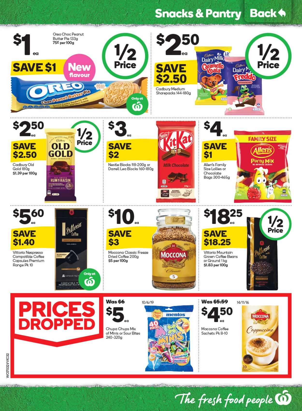 Woolworths Catalogue - 17/03-23/03/2021 (Page 32)